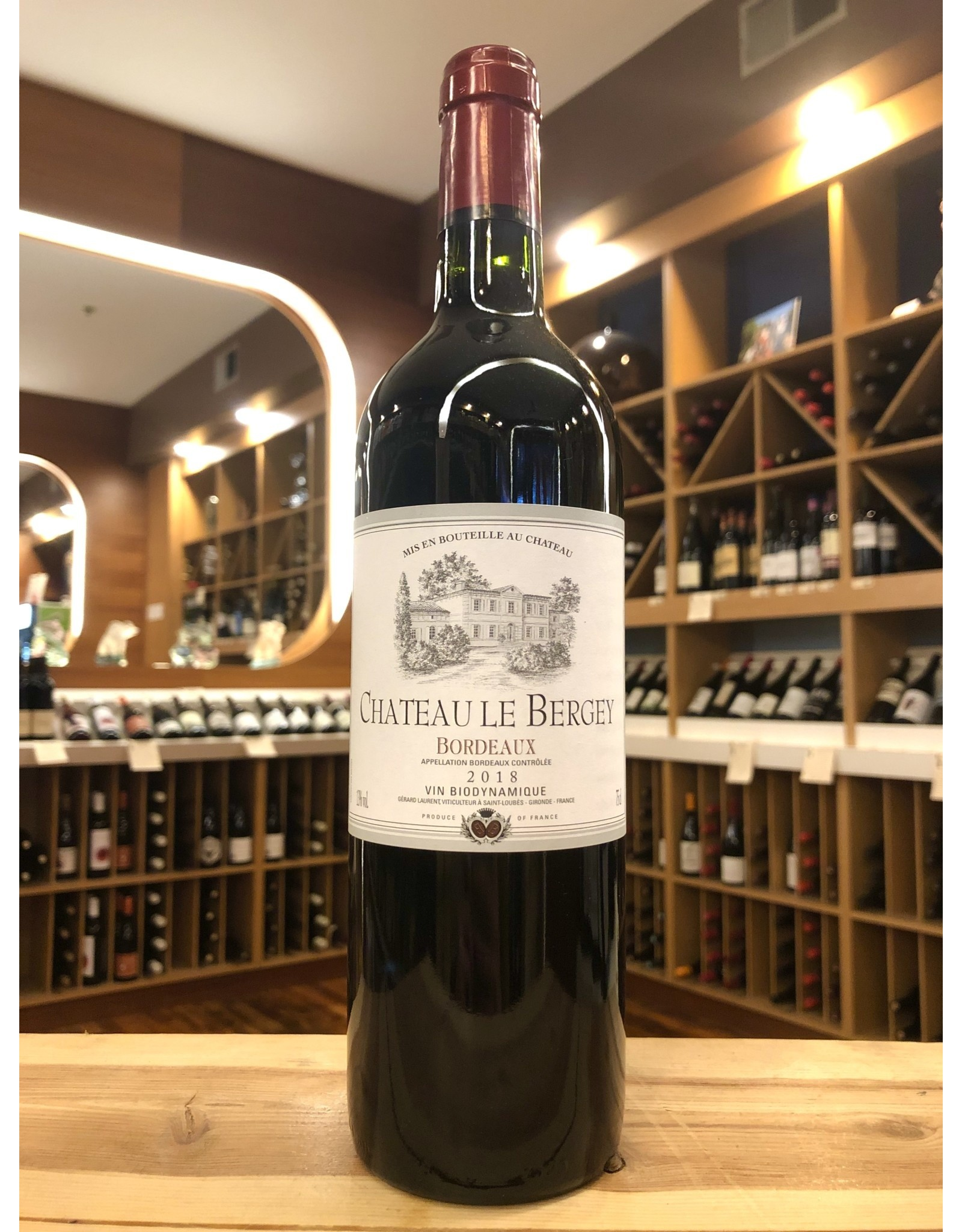 Chateau le Bergey Bordeaux - 750 ML