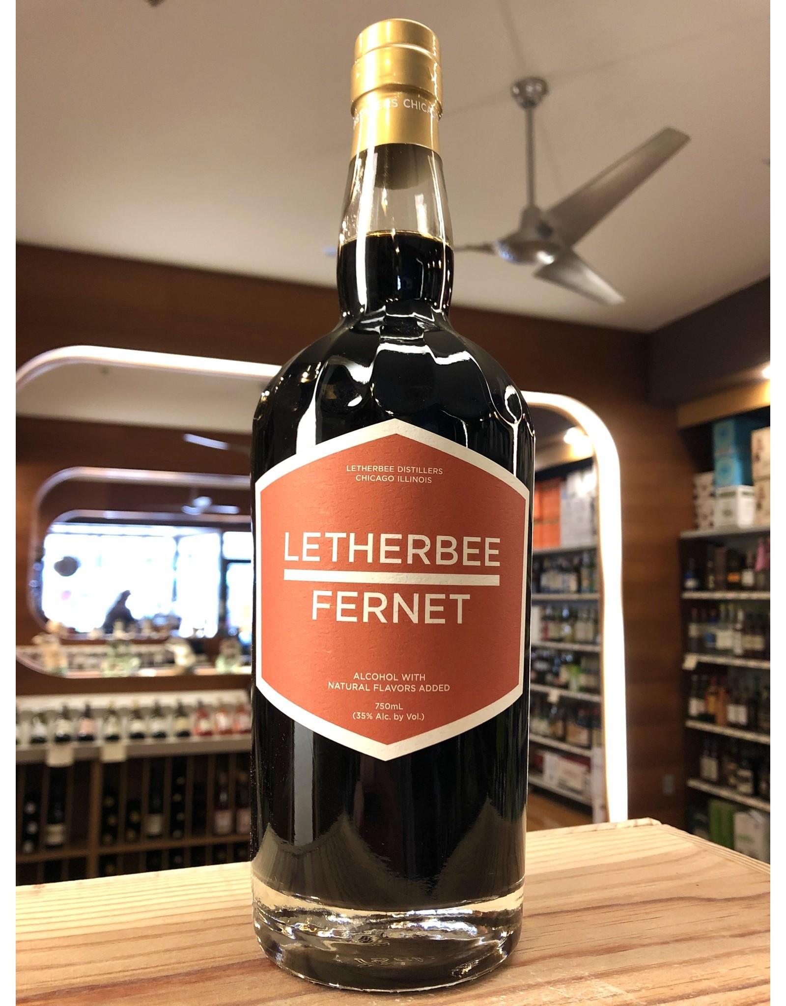 Letherbee Fernet  - 750 ML