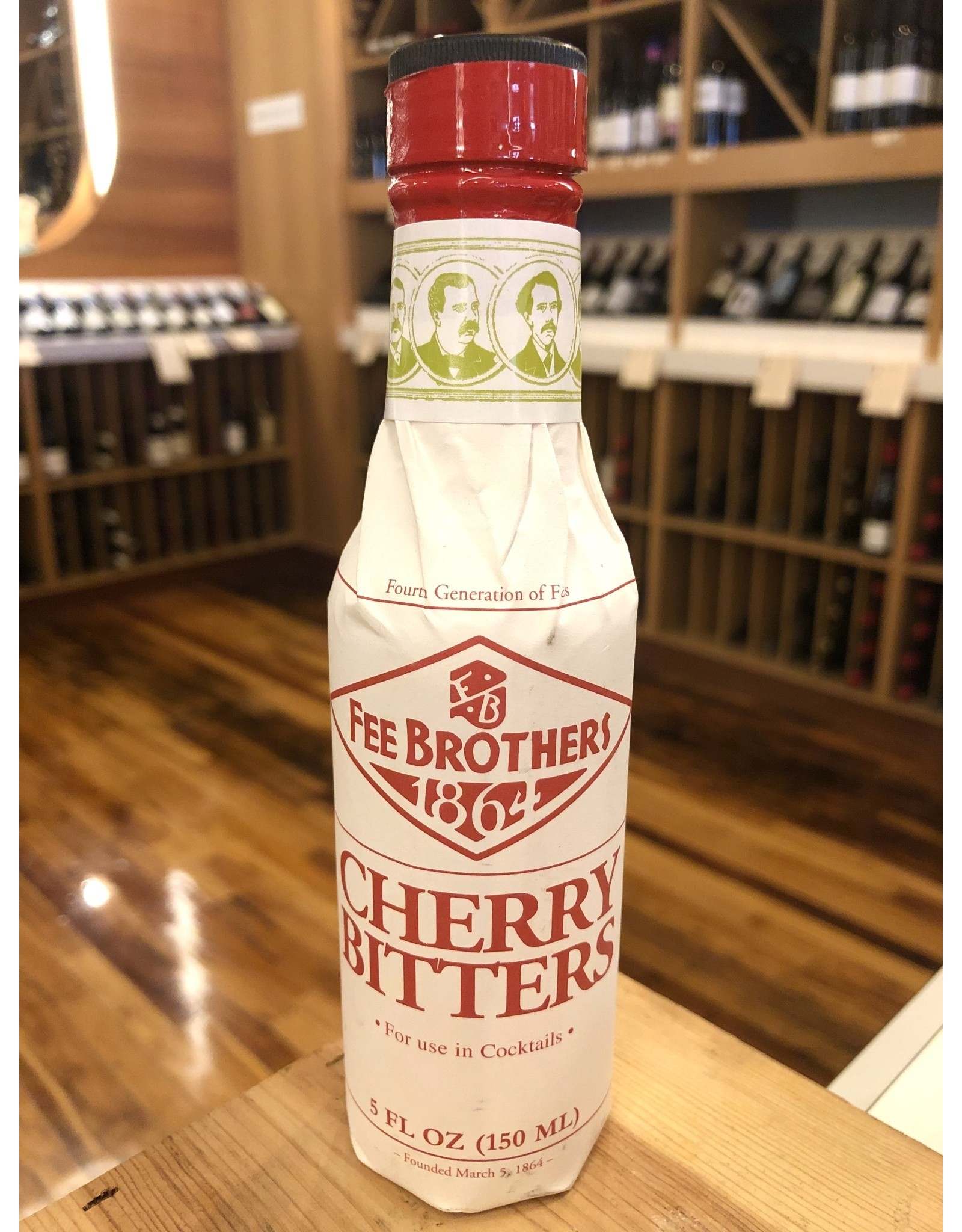 Fee Brothers Cherry Bitters