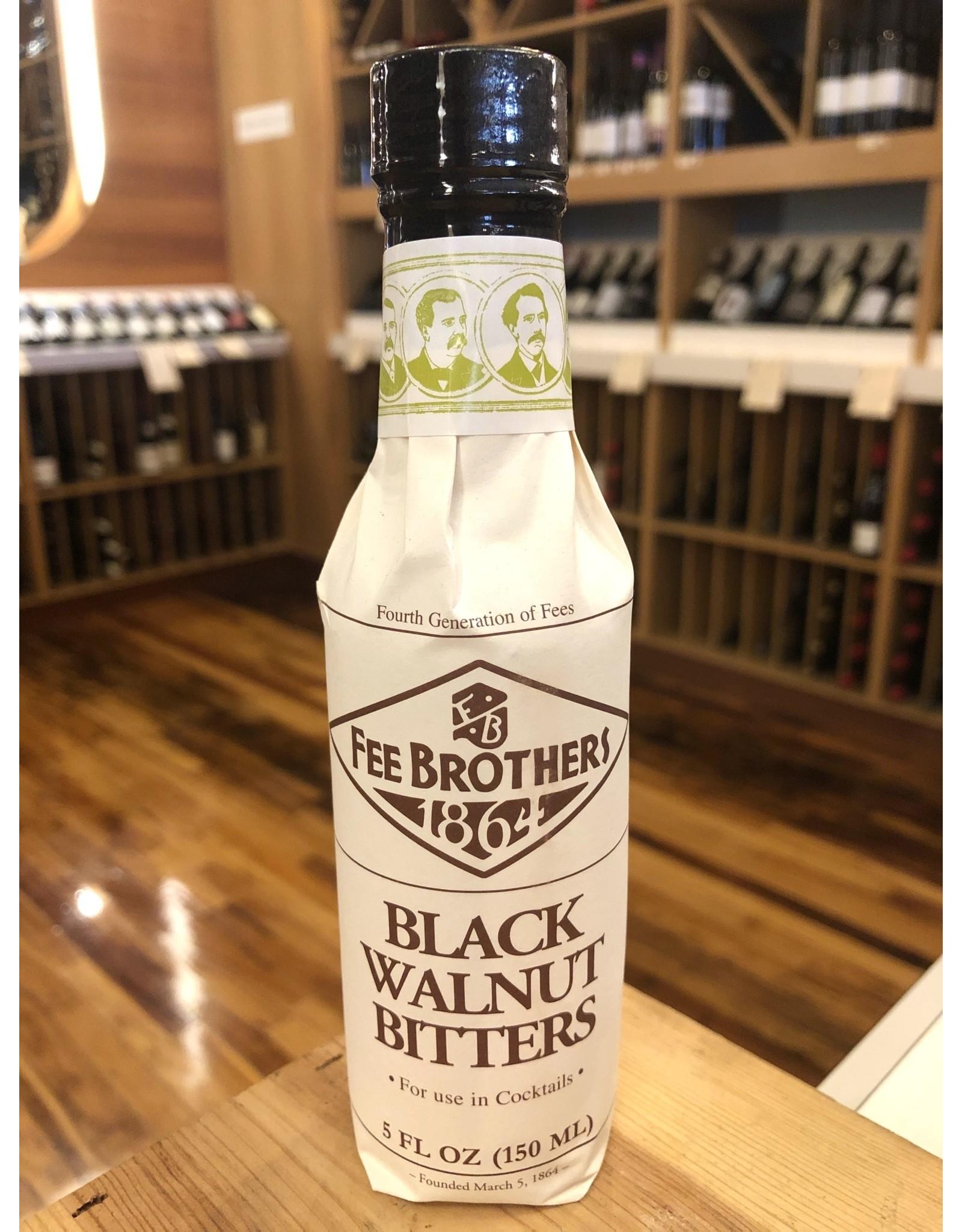 Fee Brothers Walnut Bitters - 150 ML