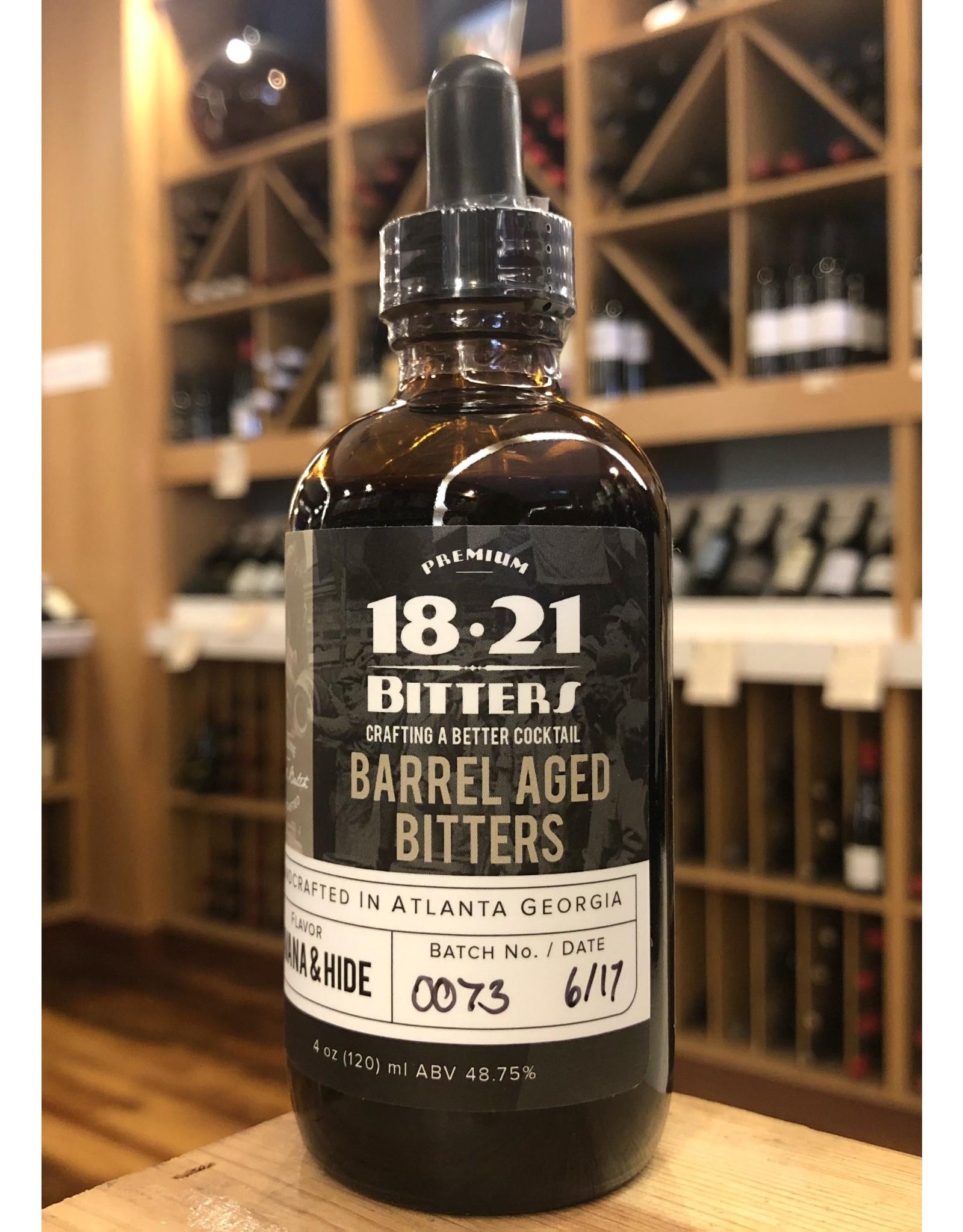 1821 Bitters Havana & Hide - 4 oz.