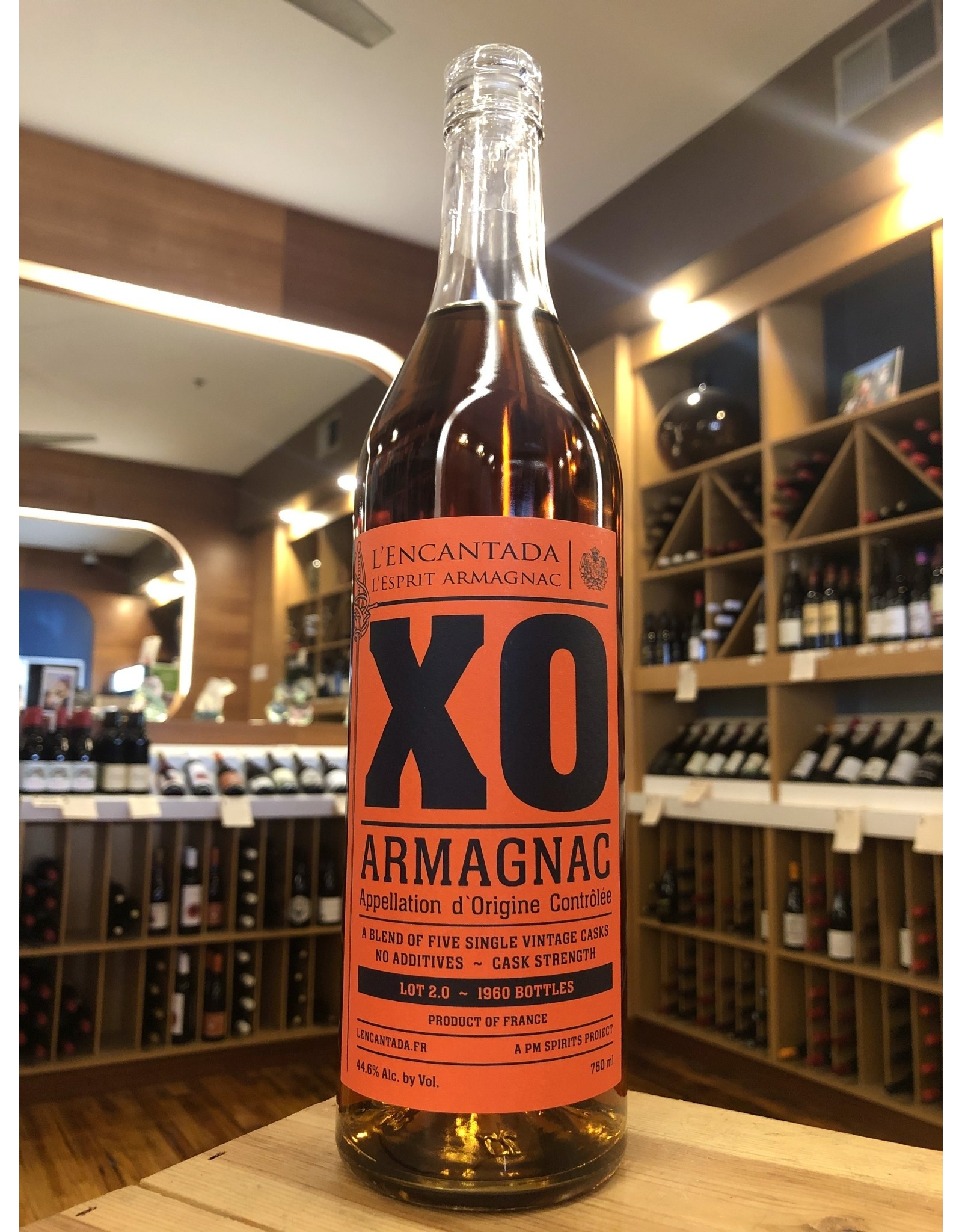 L'Encantada XO Armagnac - 750 ML