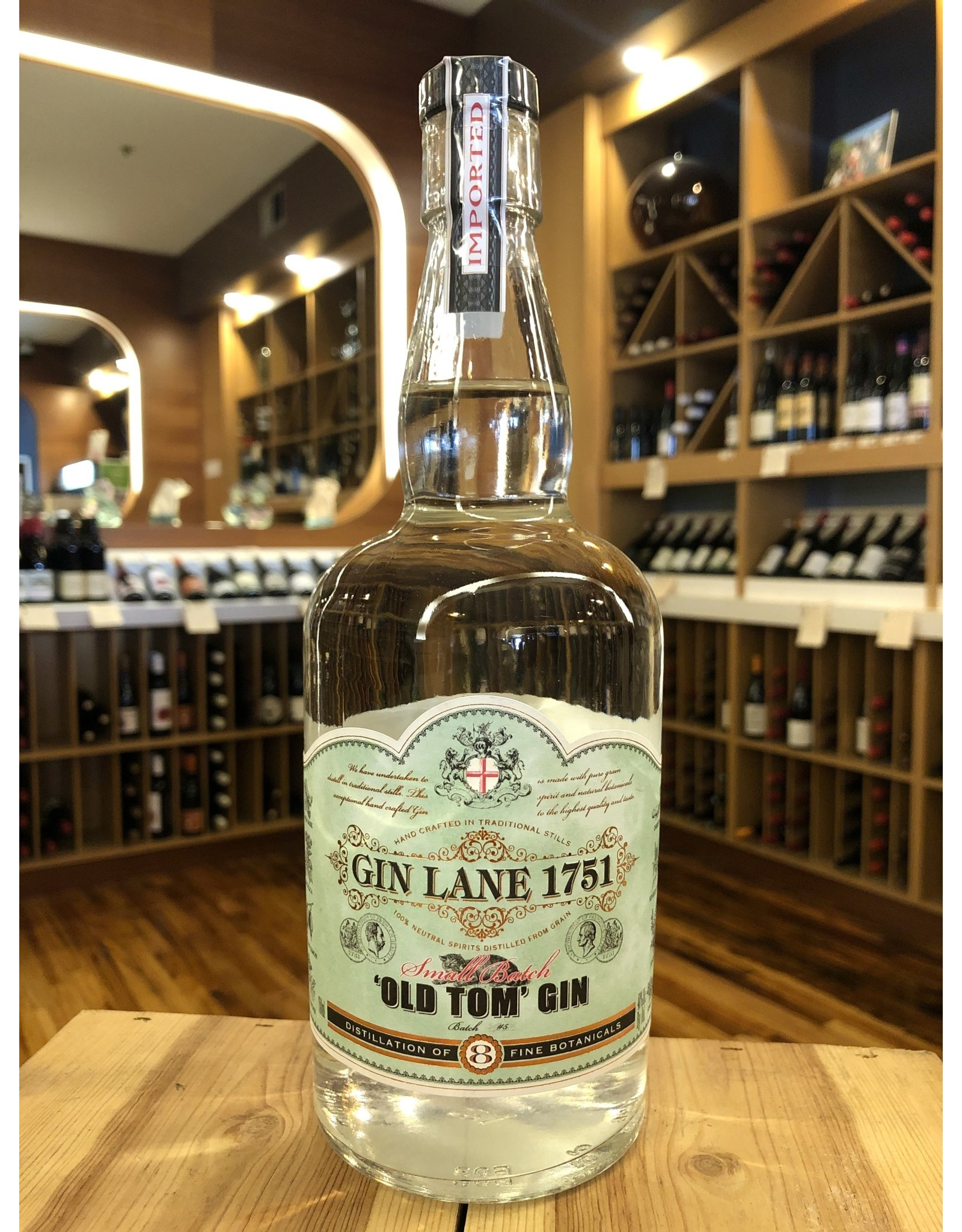 Gin Lane Old Tom Gin - 750 ML