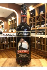 Goslings Black Seal Rum - 750 ML
