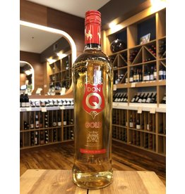 Don Q Gold Rum - 750 ML