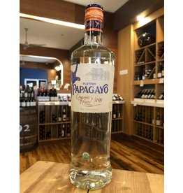 Papagayo Silver Rum - 750 ML