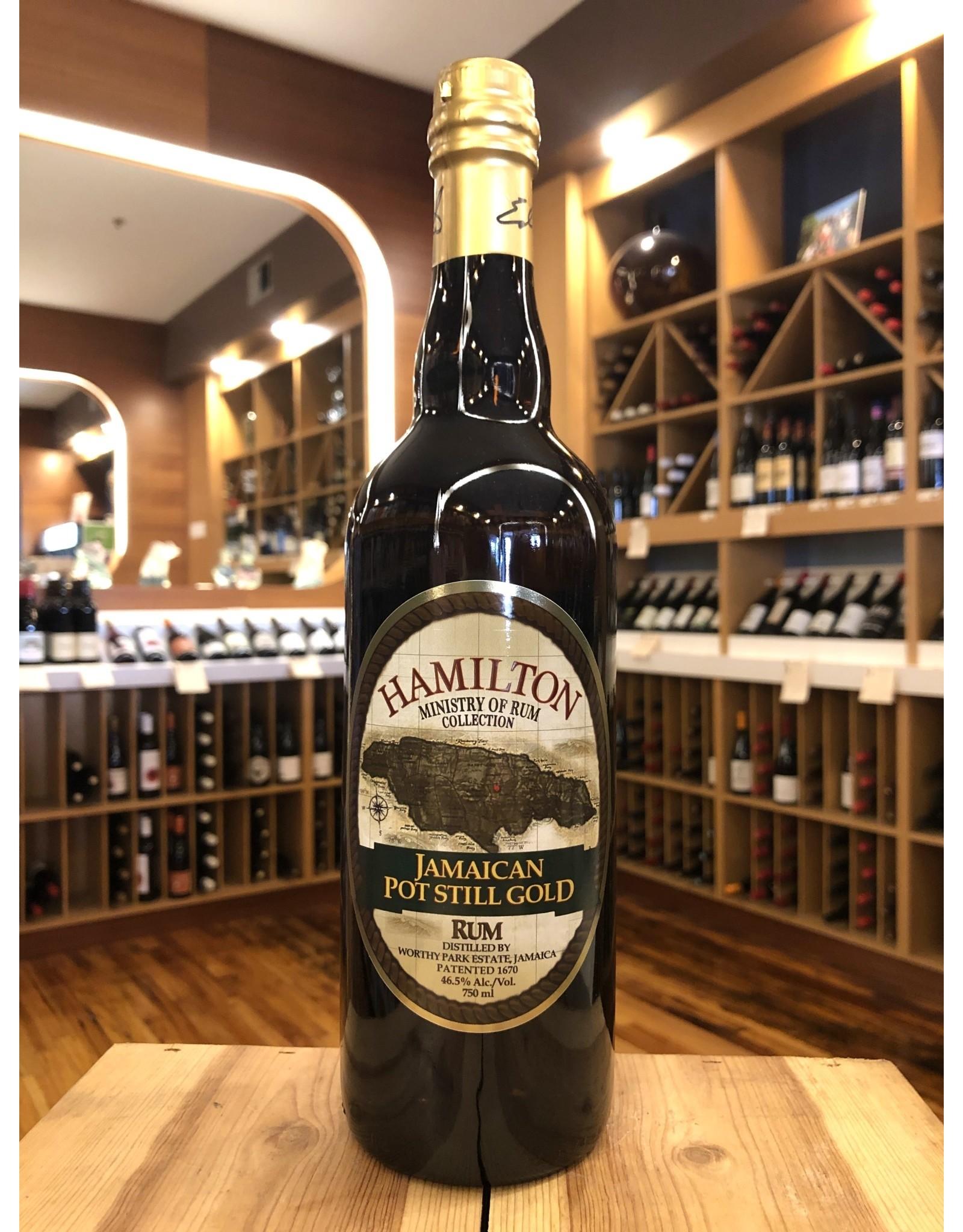 Hamilton Jamaican Rum - 750 ML
