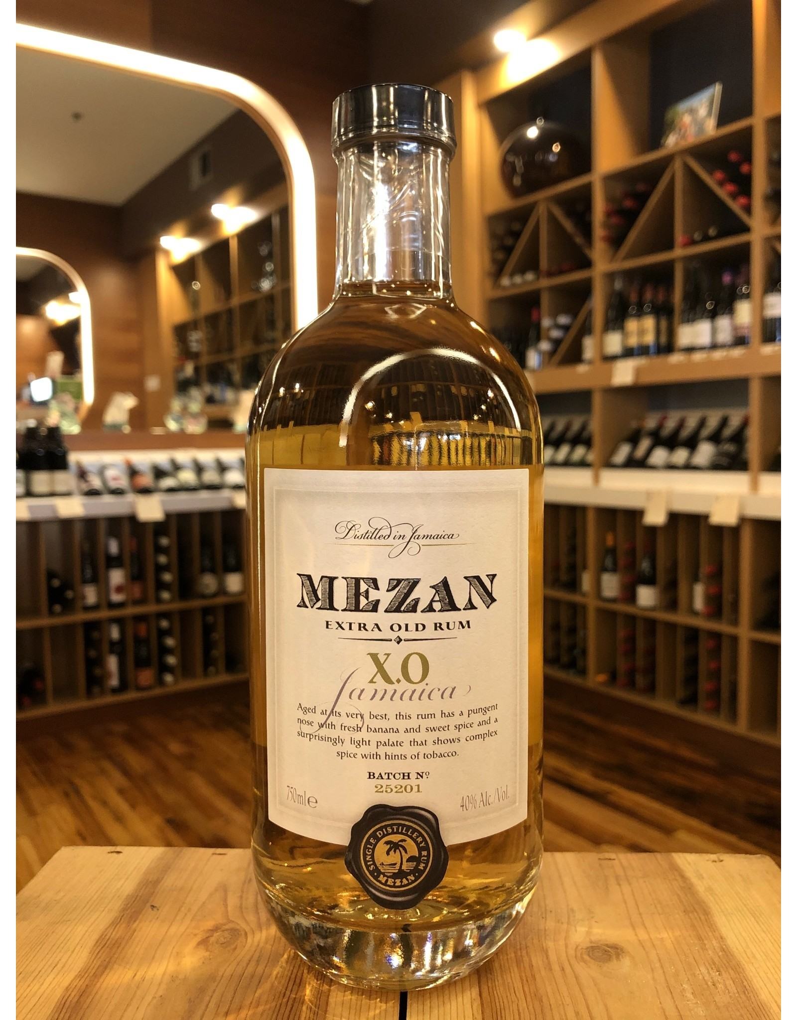 Mezan XO Jamaica Extra Old - 750 ML