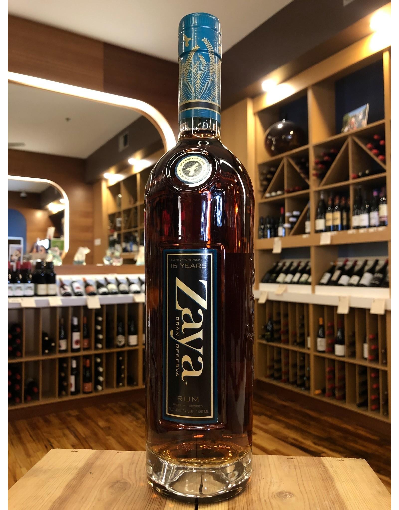 Zaya 16yr Rum - 750 ML