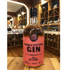 Knox Whiskey Works Pink Gin - 750 ML
