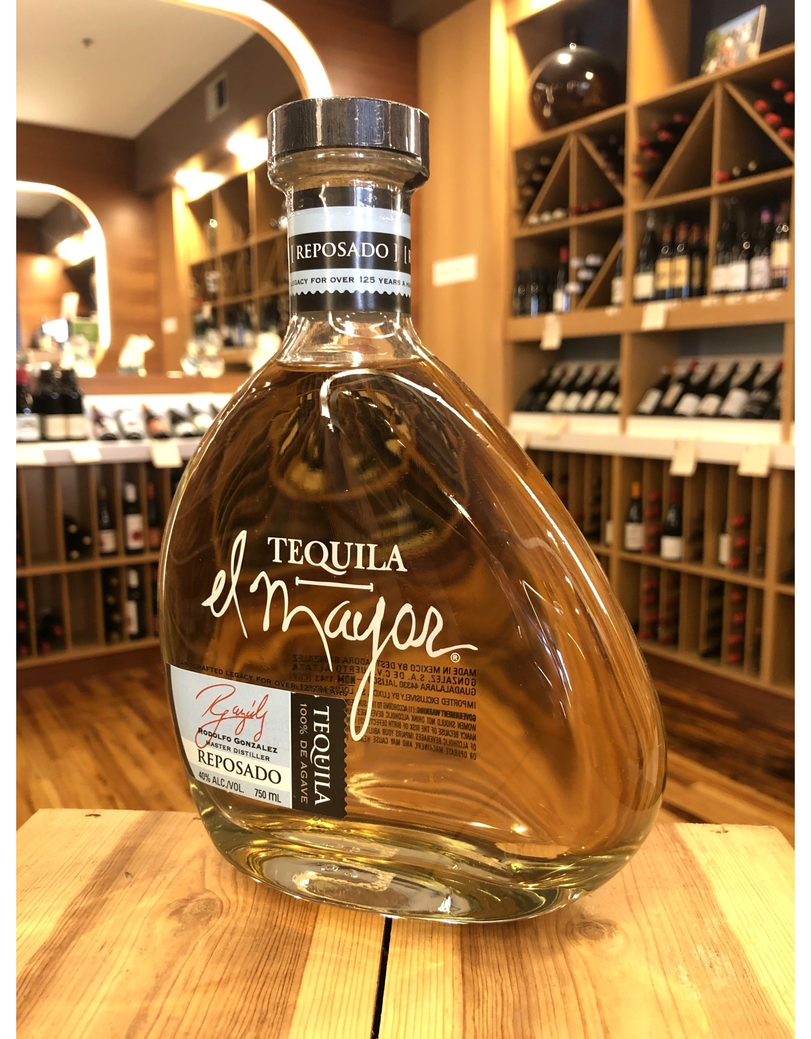 El Mayor Reposado Tequila - 750 ML