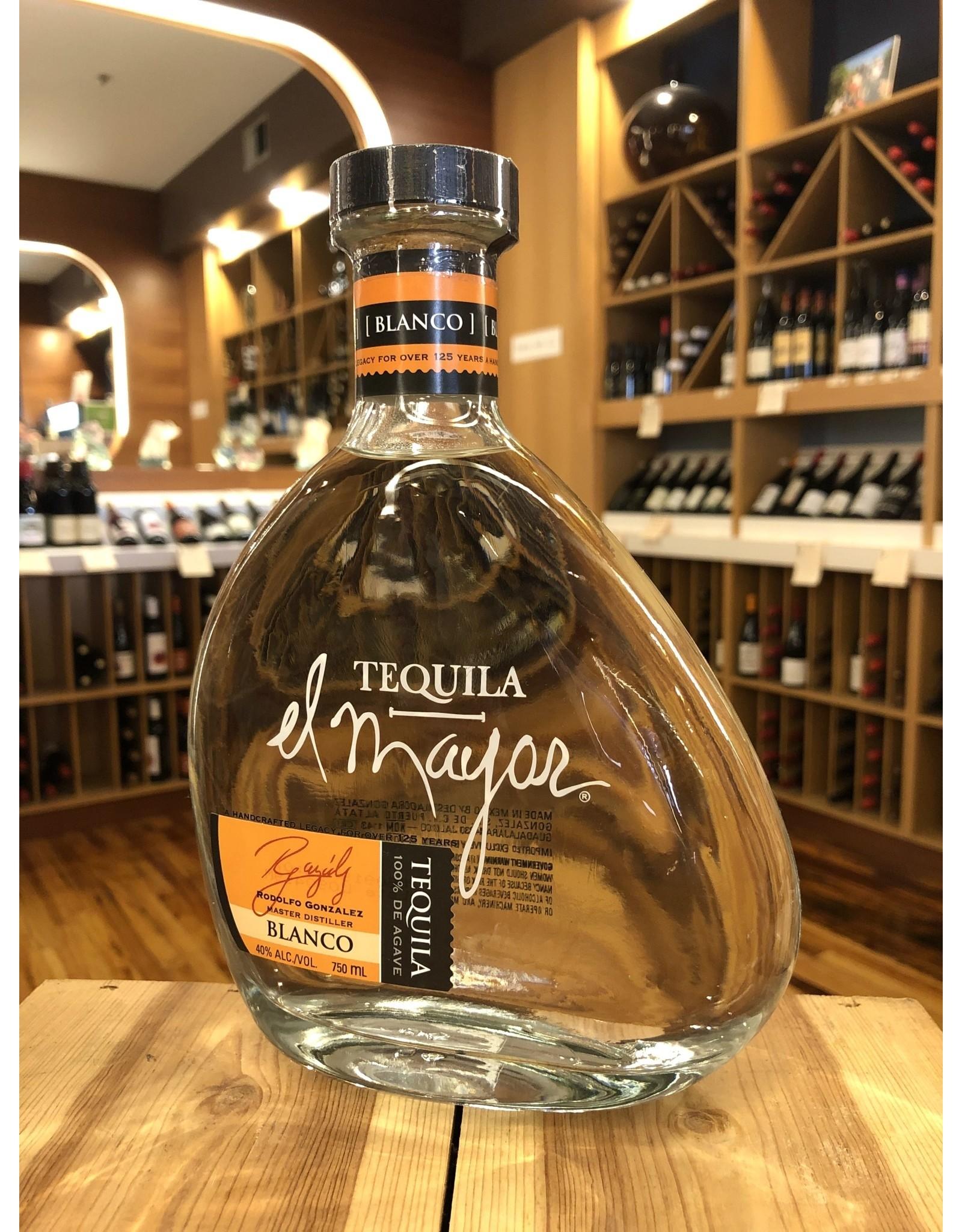 El Mayor Blanco Tequila - 750 ML