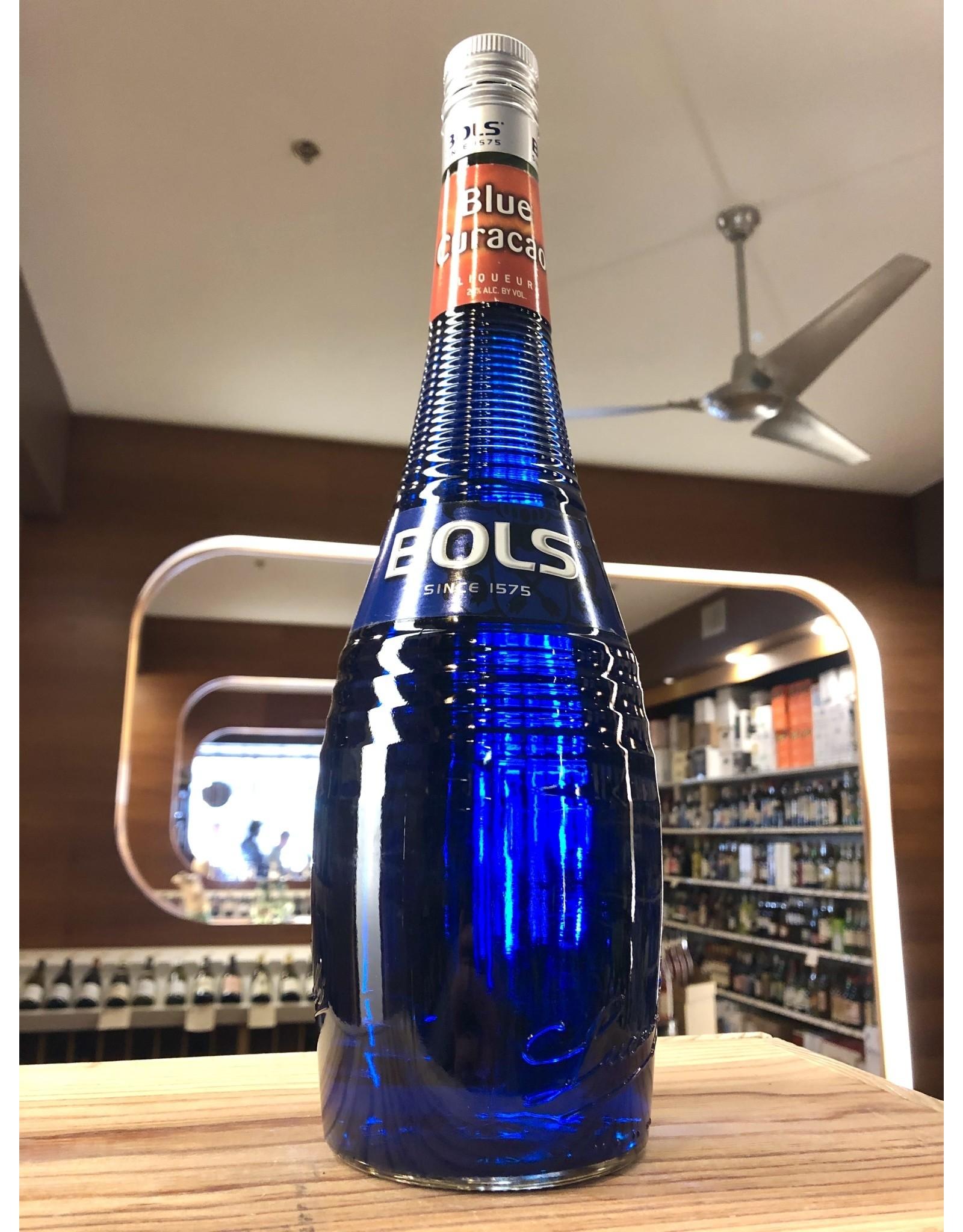 Bols Blue Curacao - 1 Liter