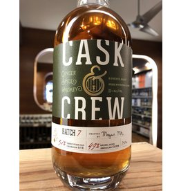 Cask & Crew Ginger Whiskey - 750 ML