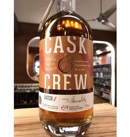 Cask & Crew Orange Whiskey - 750 ML
