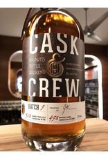 Cask & Crew Walnut Toffee - 750 ML