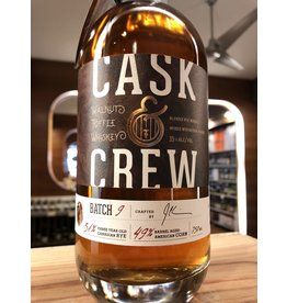 Cask & Crew Walnut Toffee - 750 ML