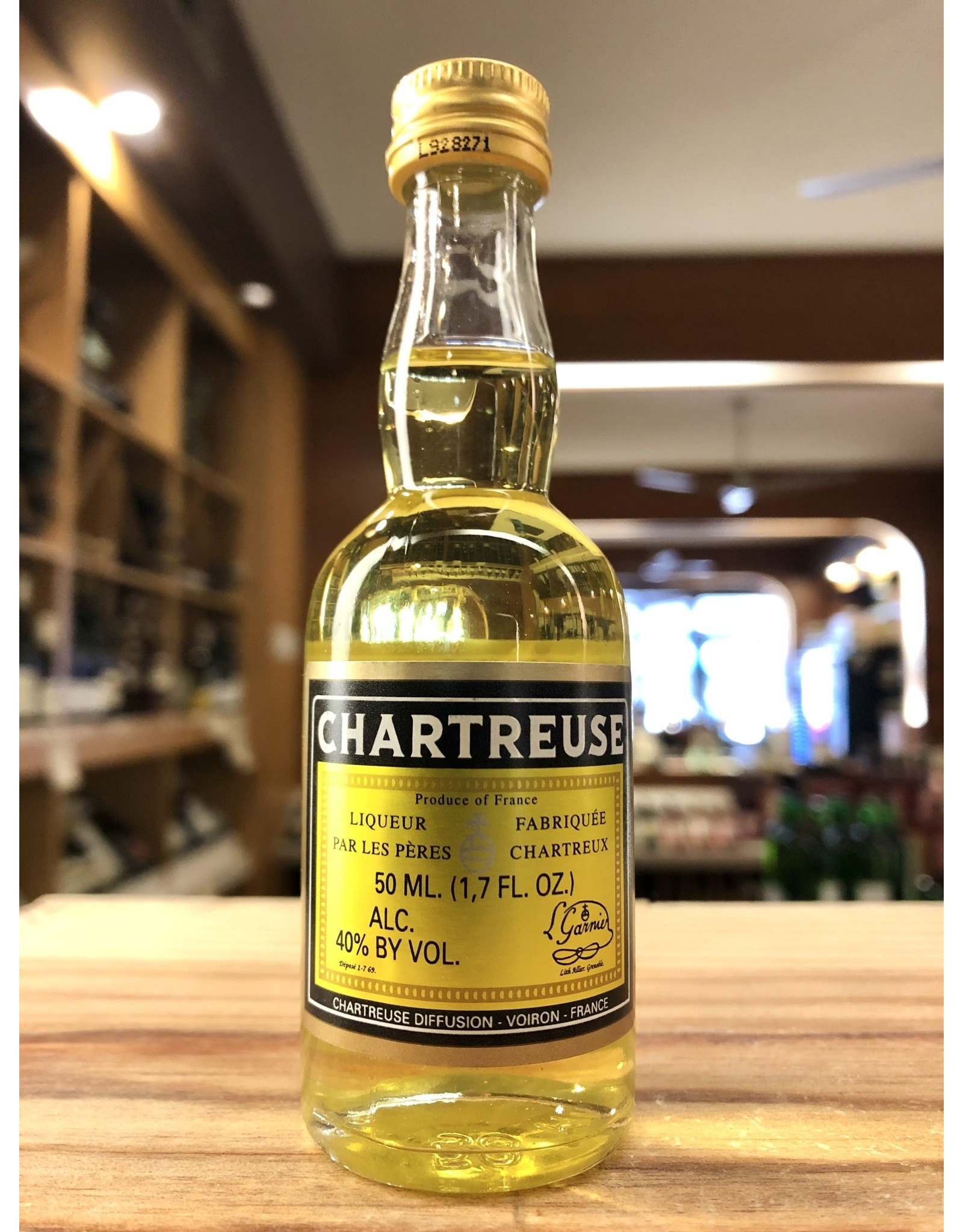 Chartreuse Yellow  - 50 ML