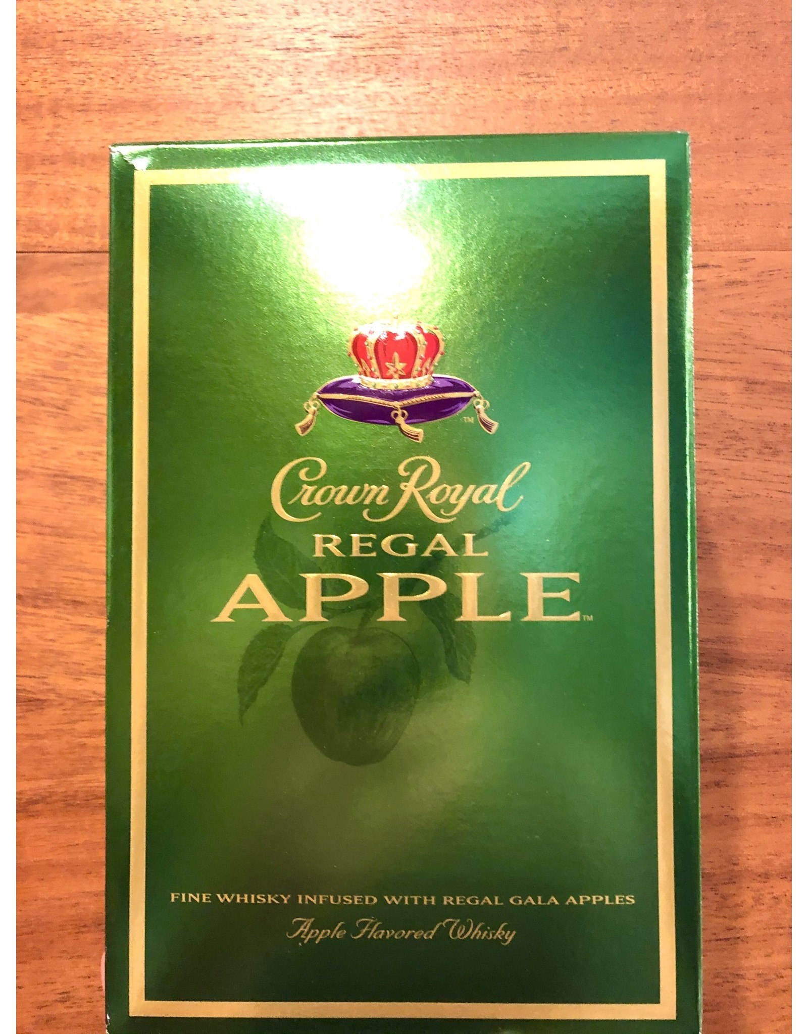 Crown Royal Apple  - 750 ML