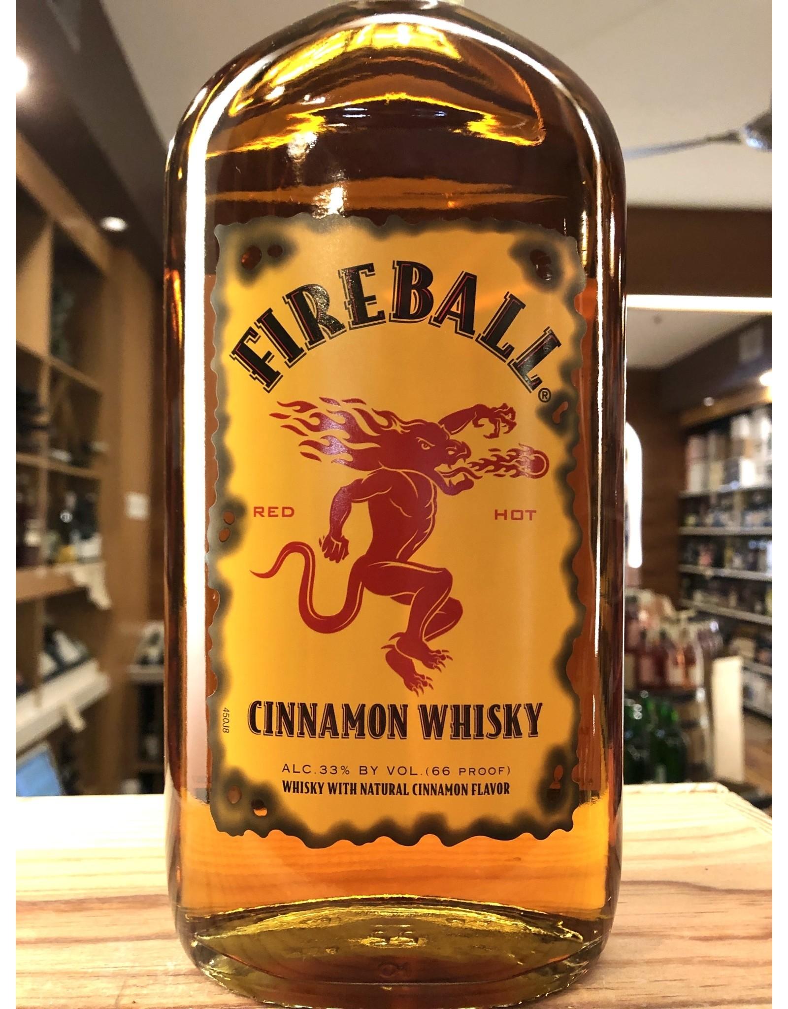 Fireball  - 1 Liter
