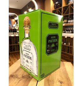 Patron Silver Tequila - 750 ML