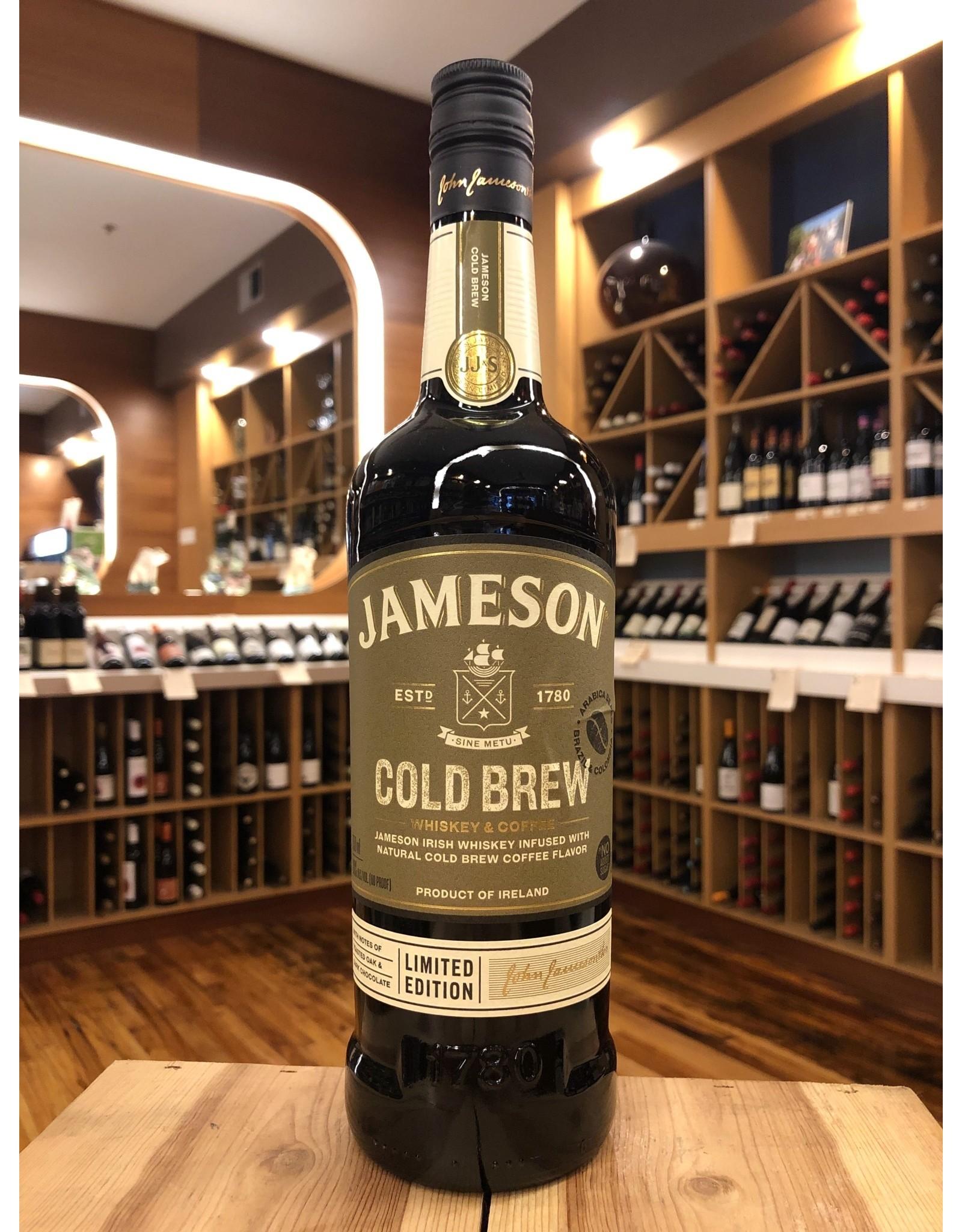 Jameson Cold Brew Whiskey - 750 ML