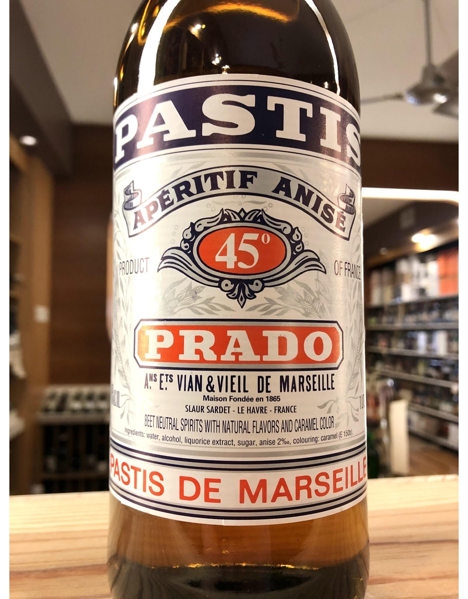 Prado Pastis de Marseille - 1 Liter