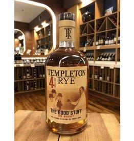 Templeton 4 Year Rye - 750 ML
