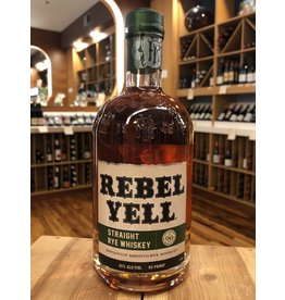 Rebel Yell Small Batch Rye - 750 ML