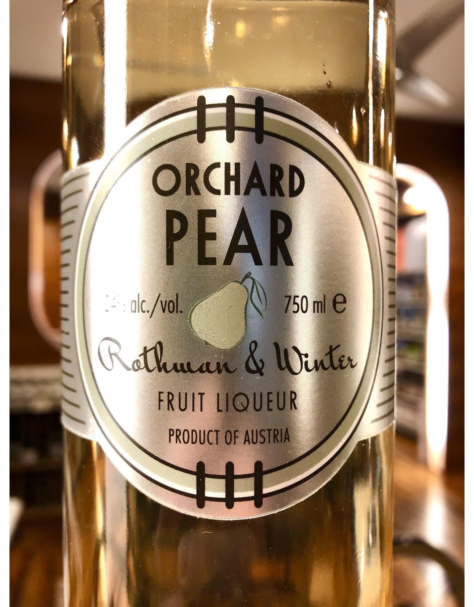 Rothman & Winter Pear Liqueur - 750 ML