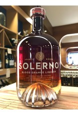 Solerno Blood Orange Liqueur - 750 ML
