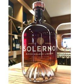 Solerno Blood Orange Liqueur - 750 ML