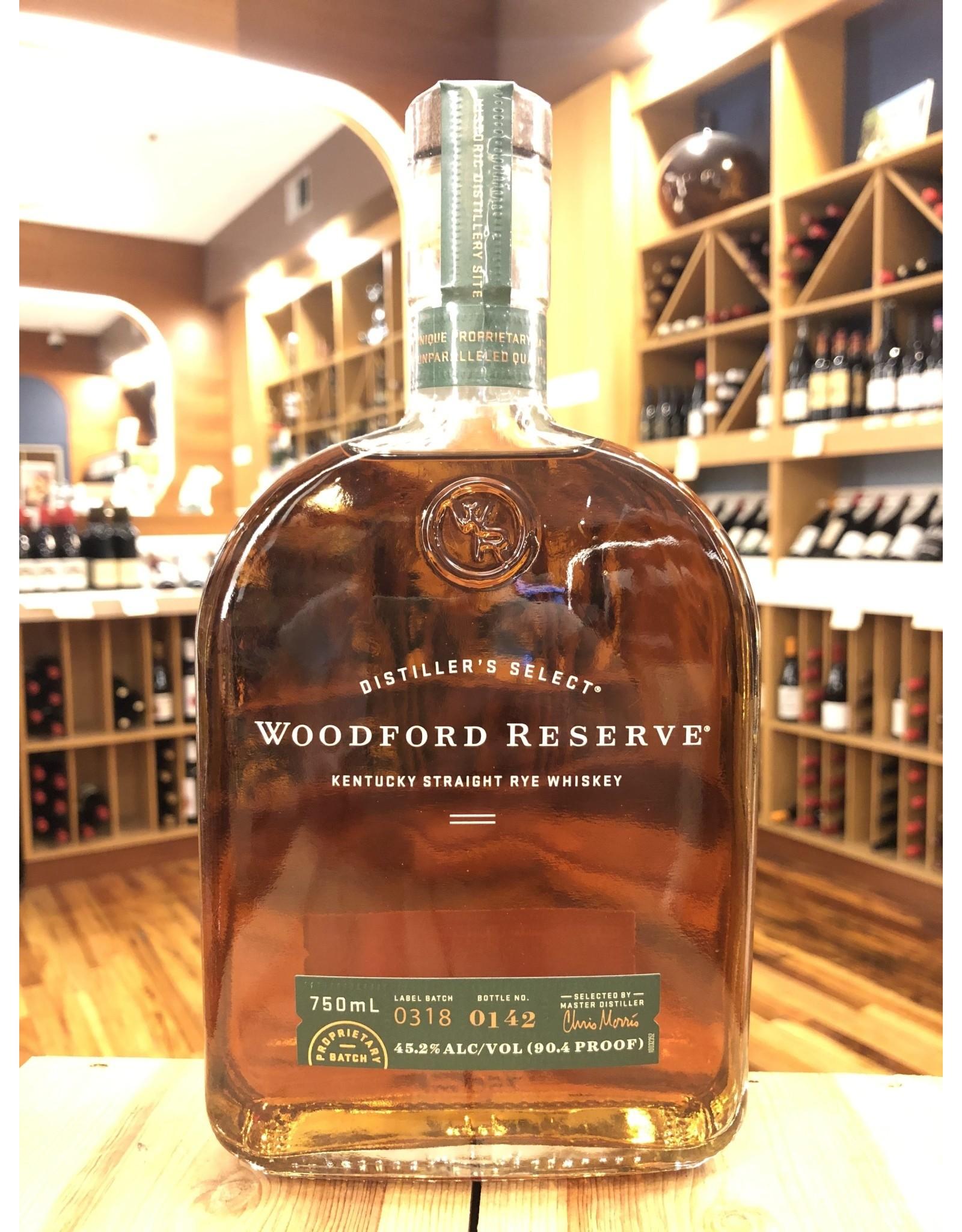 Woodford Rye - 750 ML