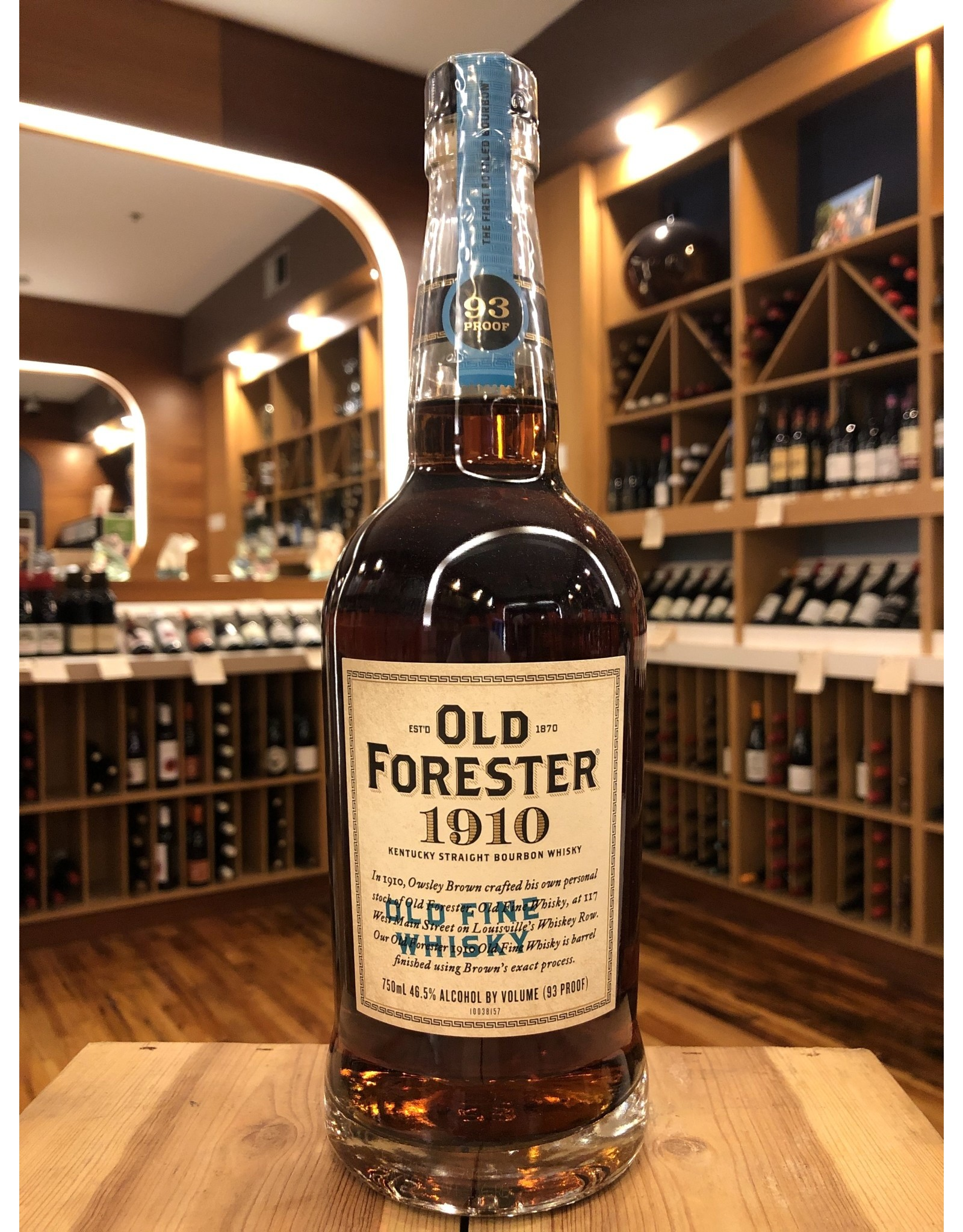 Old Forester 1910 Bourbon - 750 ML