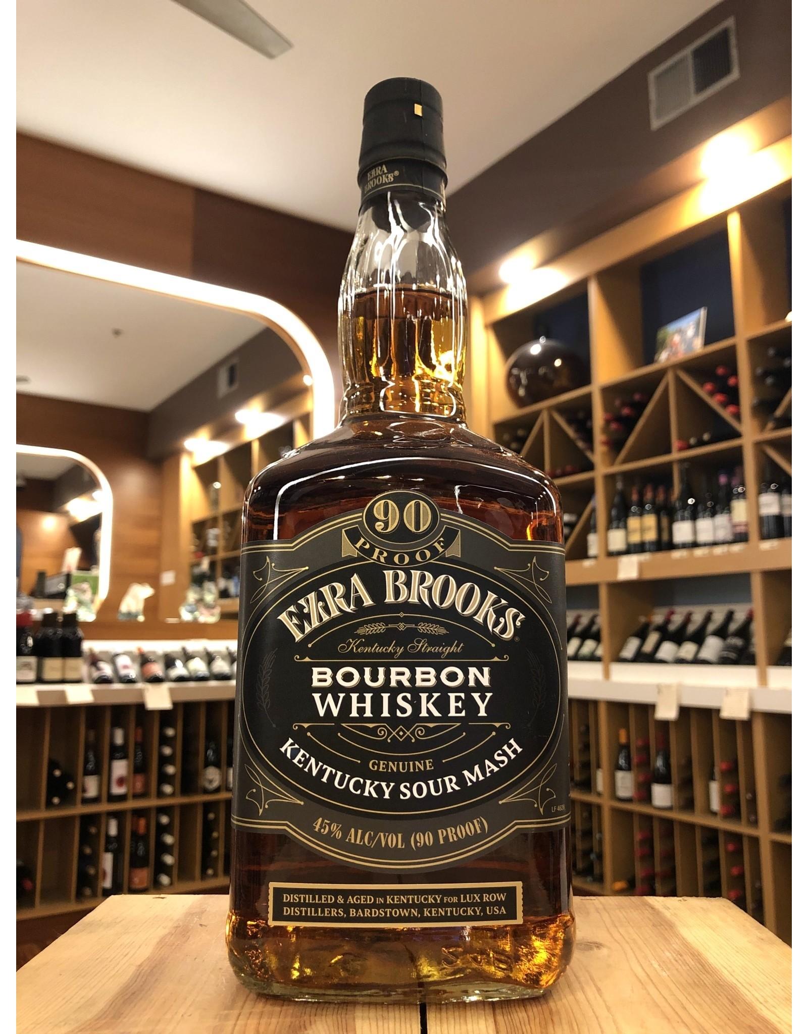 Ezra Brooks - 1.75 Liter