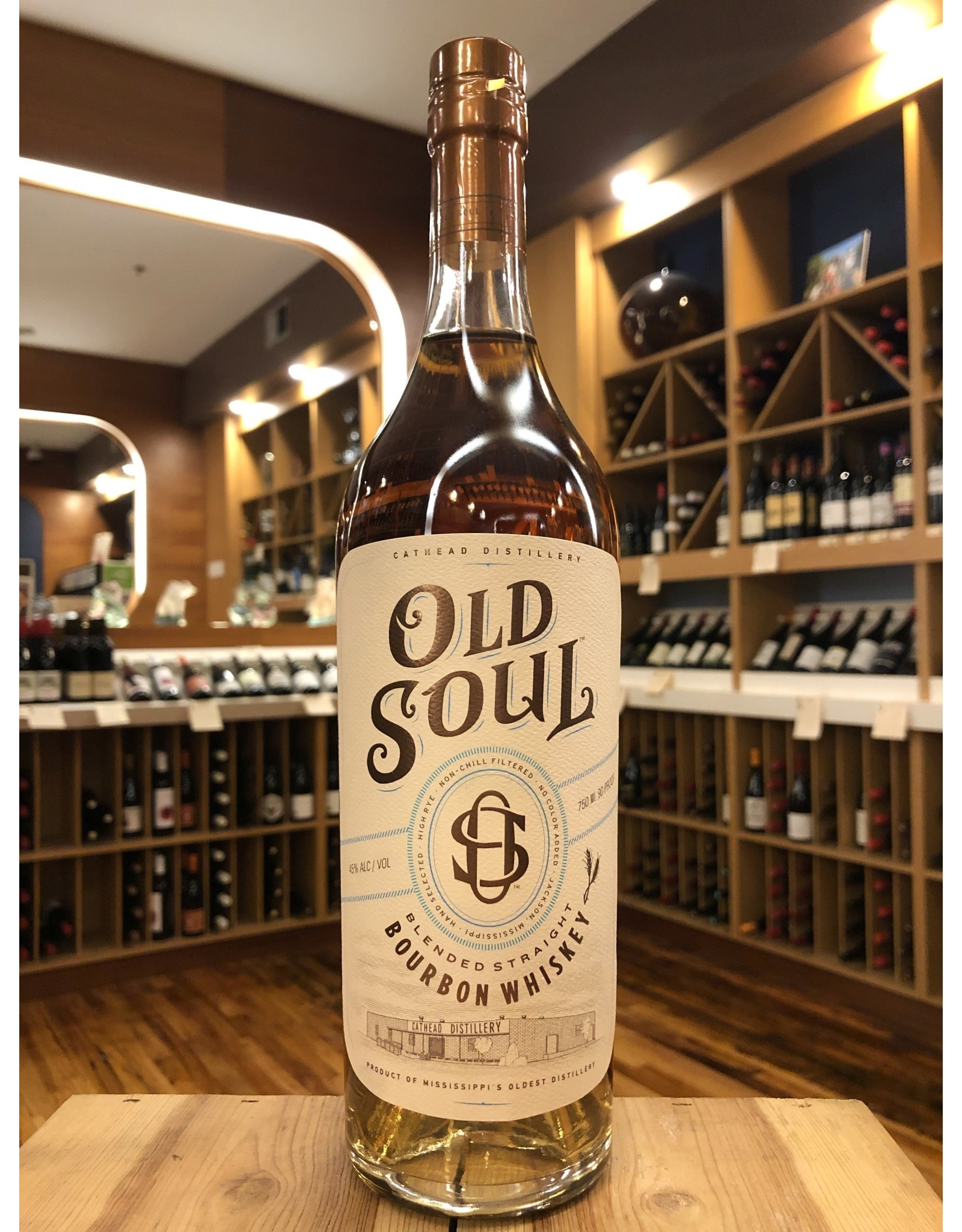 Old Soul Whiskey - 750 ML