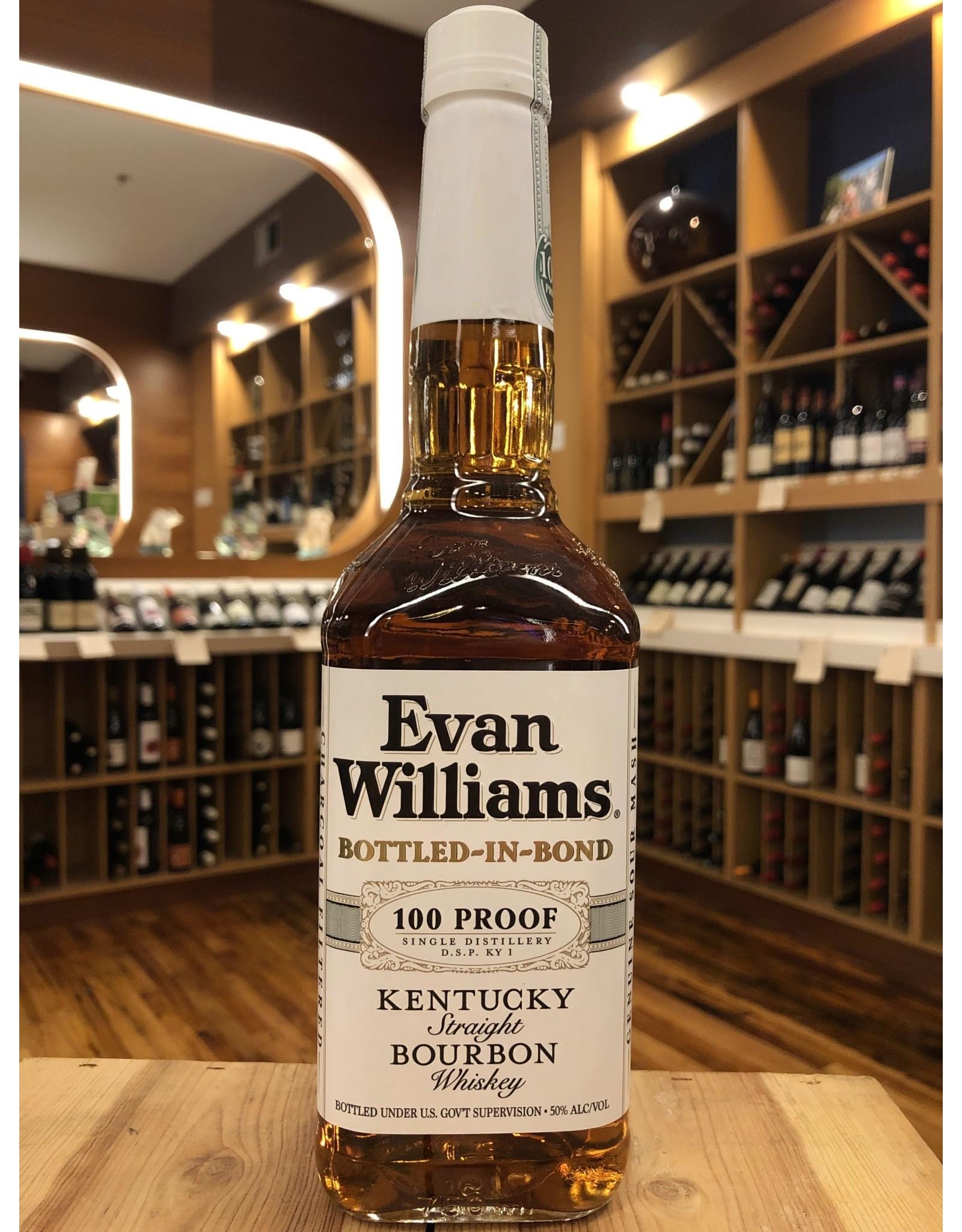 Evan Williams 100pf - 750 ML