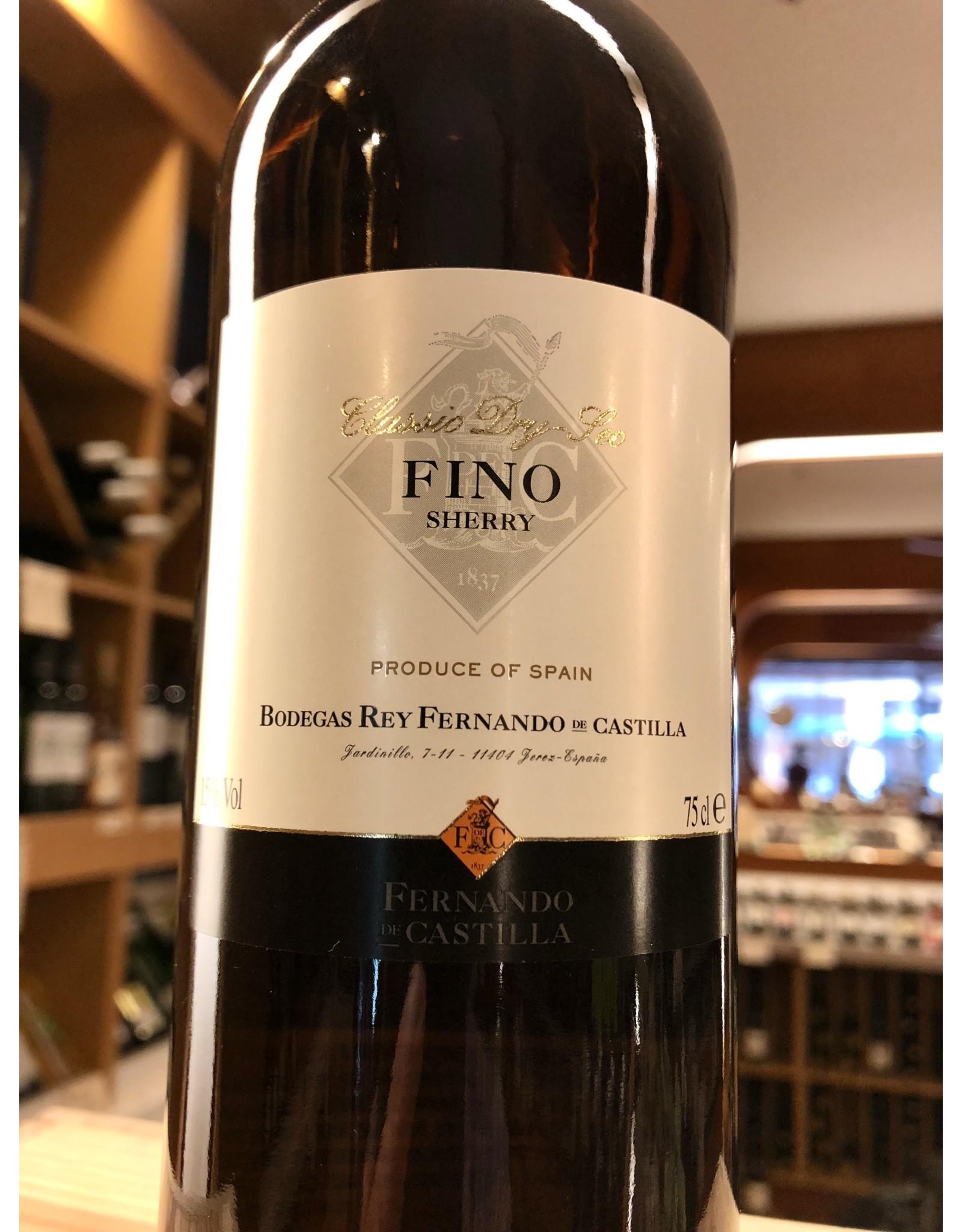 Fernando de Castilla Dry Fino - 750 ML