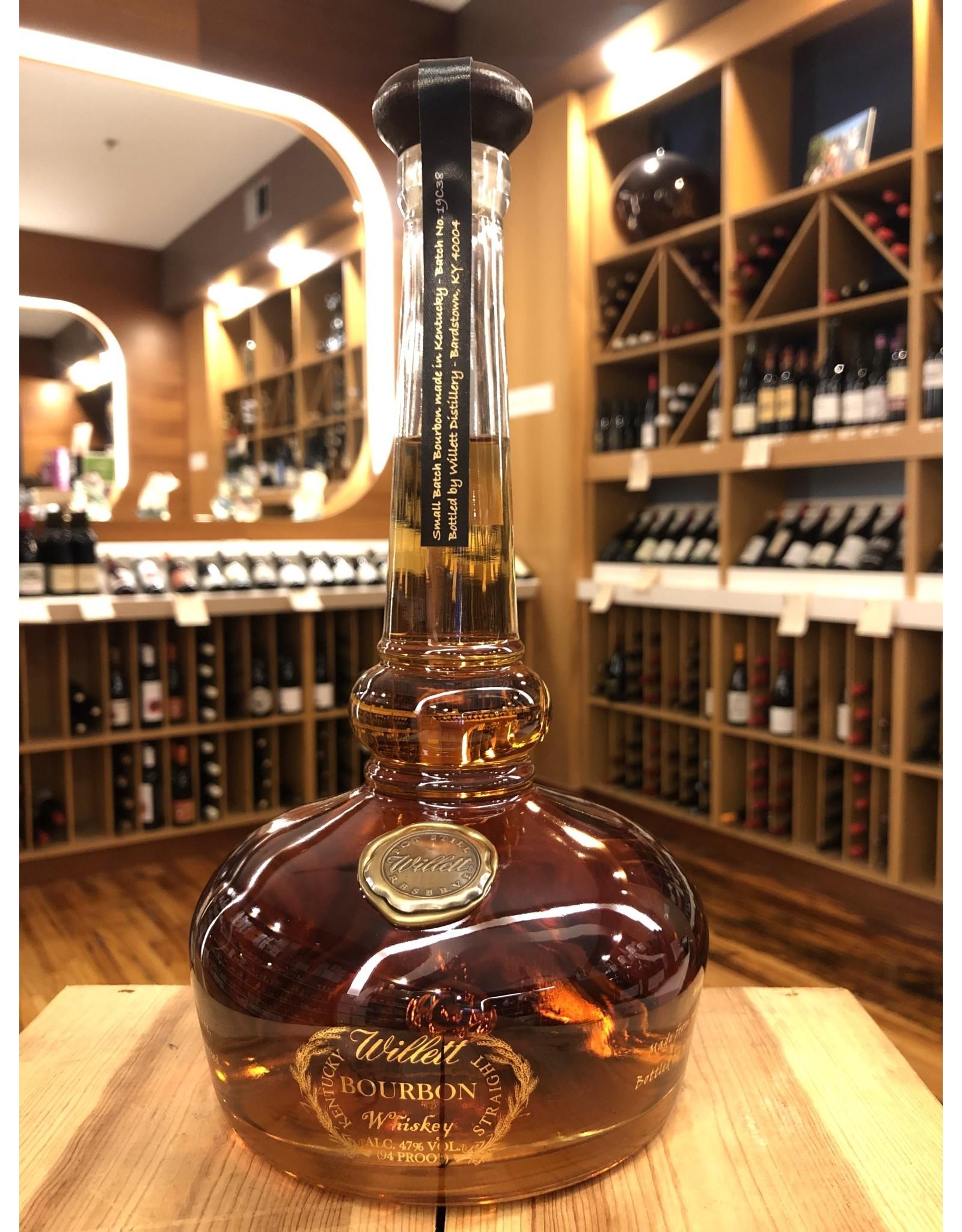 Willett Pot Still Bourbon - 750 ML