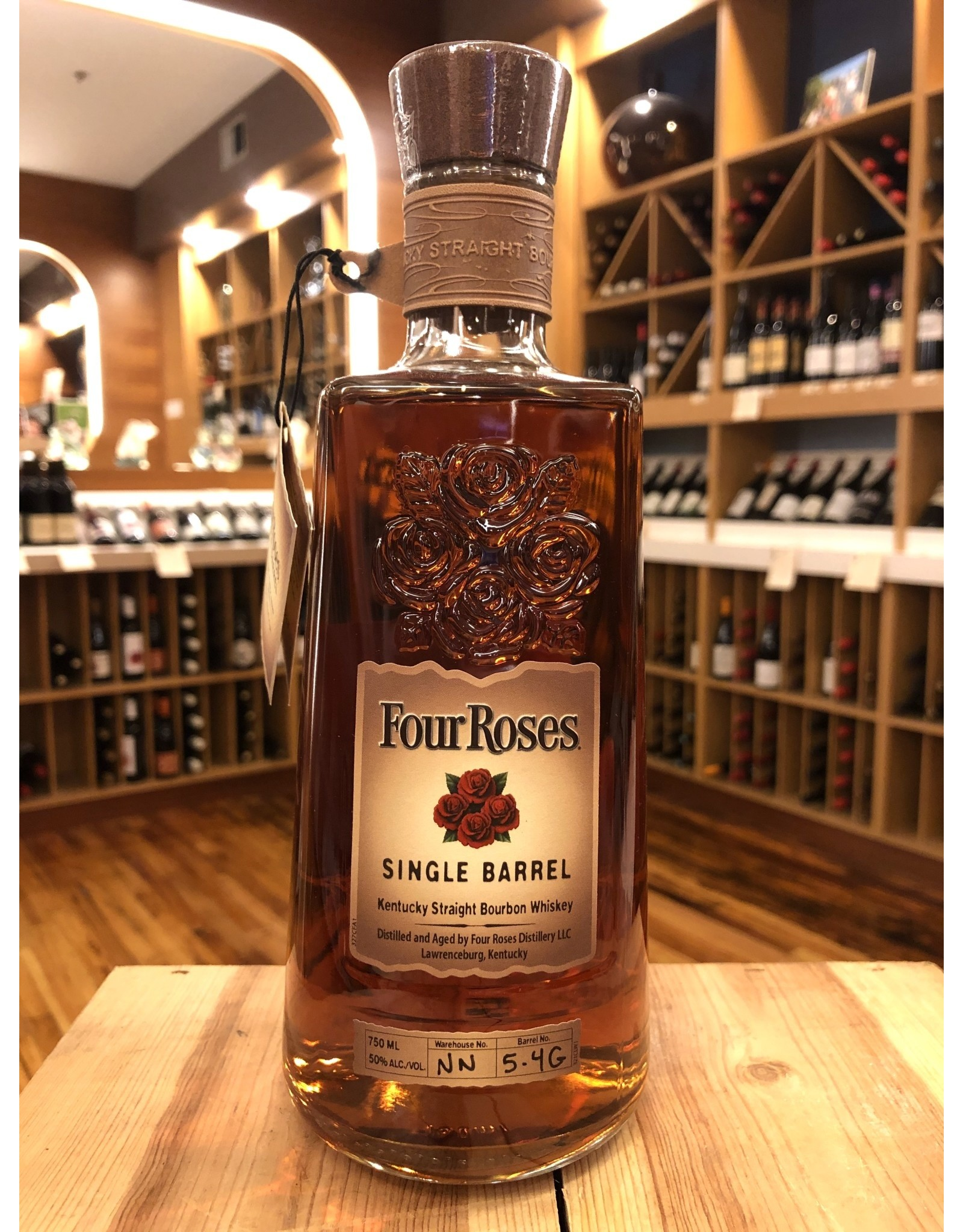 Four Roses Single Barrel - 750 ML