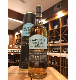 Knappogue Castle Irish Whiskey - 750 ML
