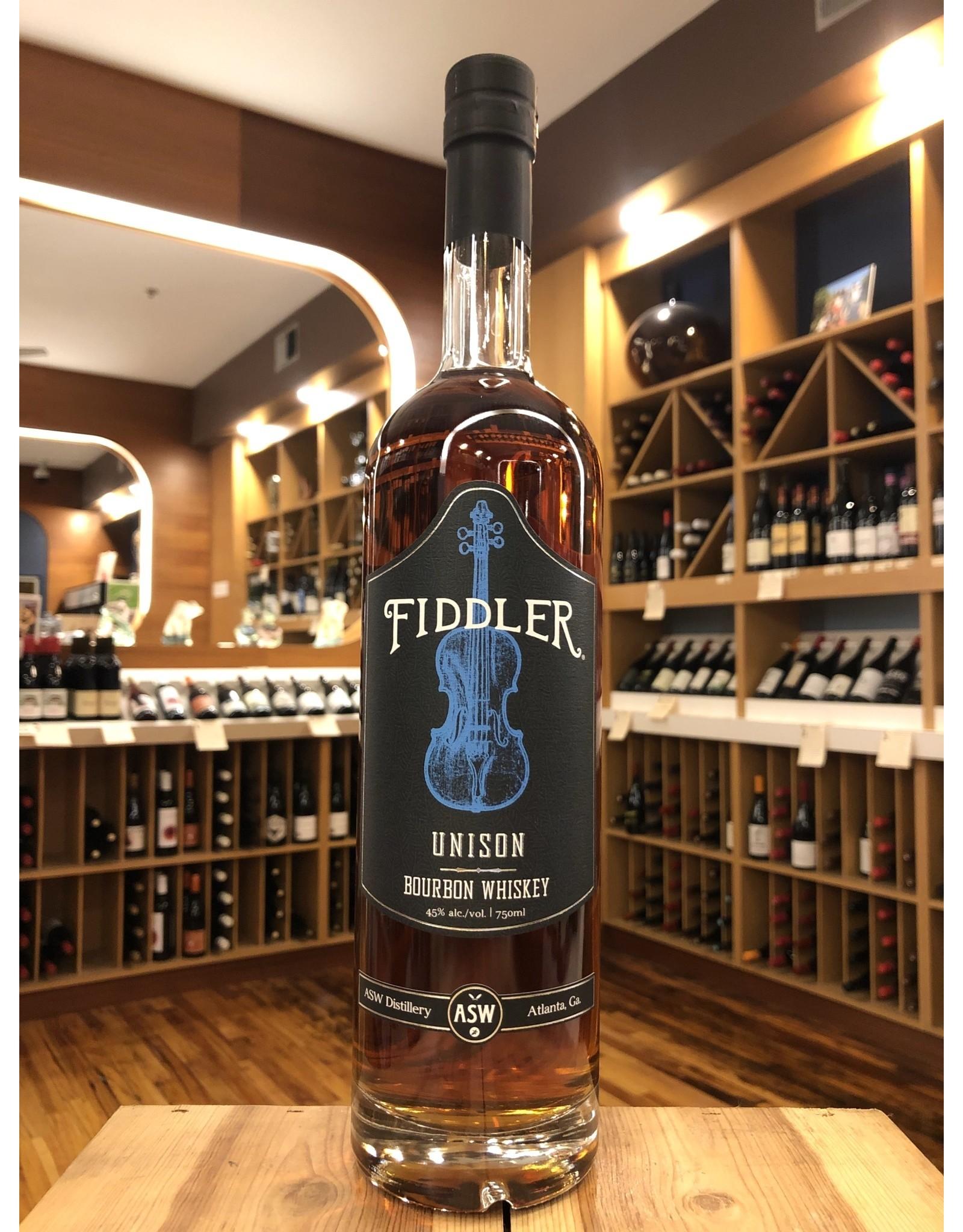 ASW Fiddler Unison Bourbon - 750 ML