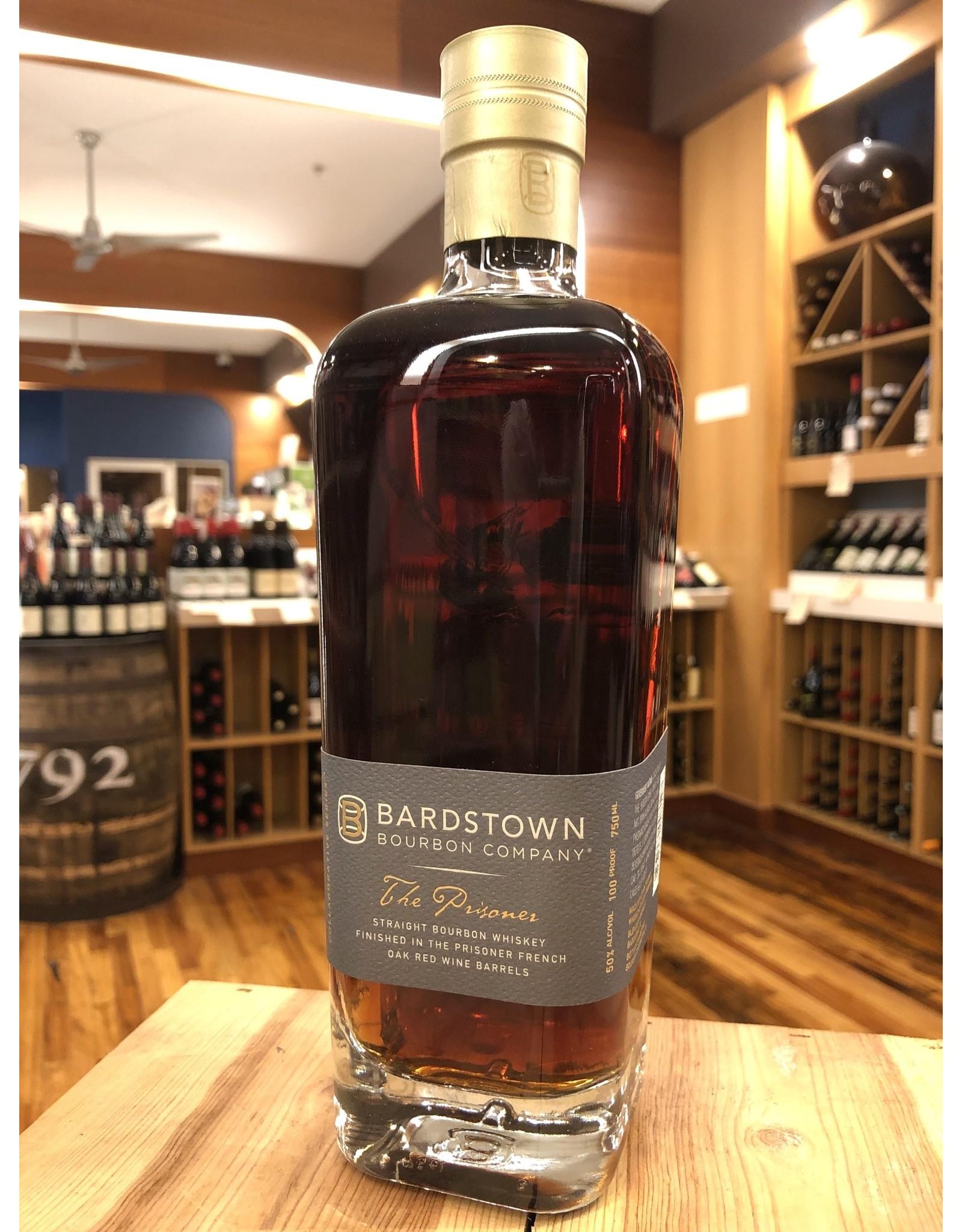 Bardstown Prisoner Bourbon - 750 ML