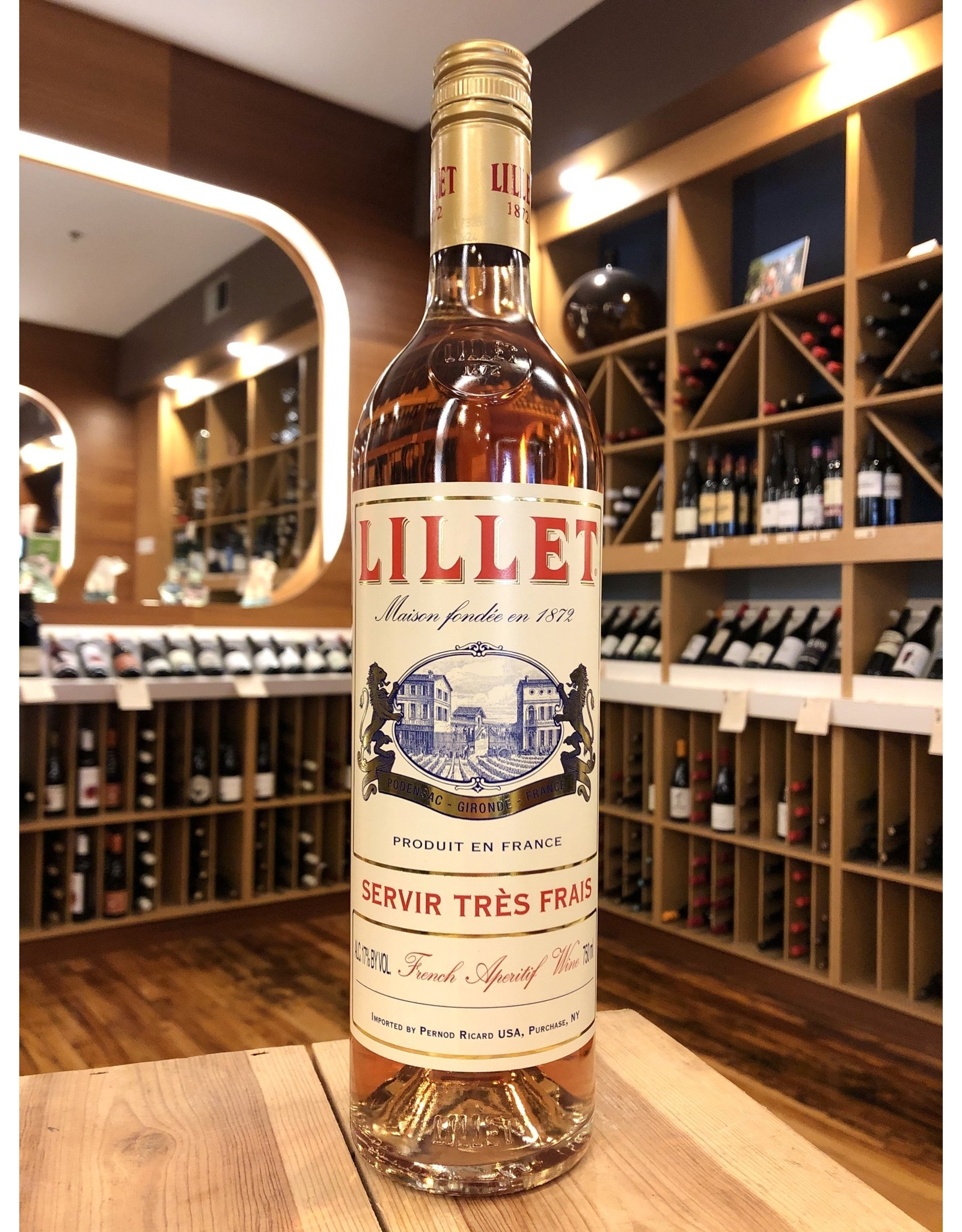 Lillet Rose - 750 ML