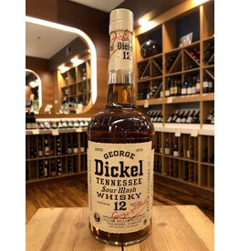 George Dickel #12 Tennessee Whiskey - 750 ML