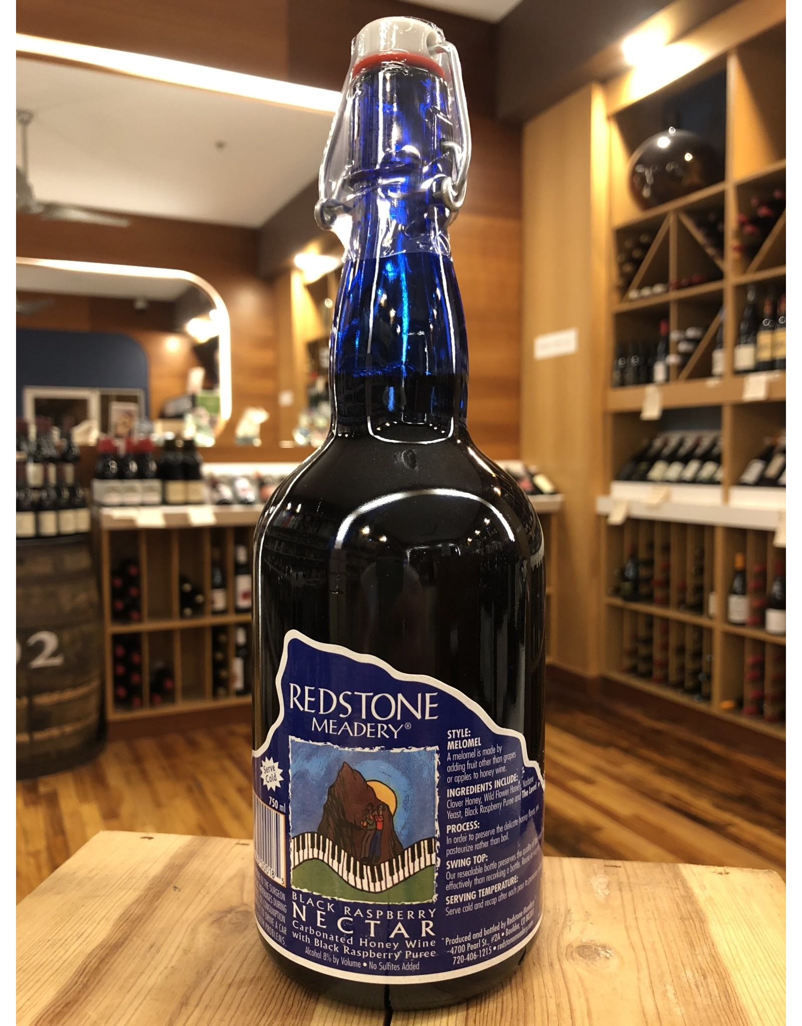 Redstone Black Raspberry Mead - 750 ML