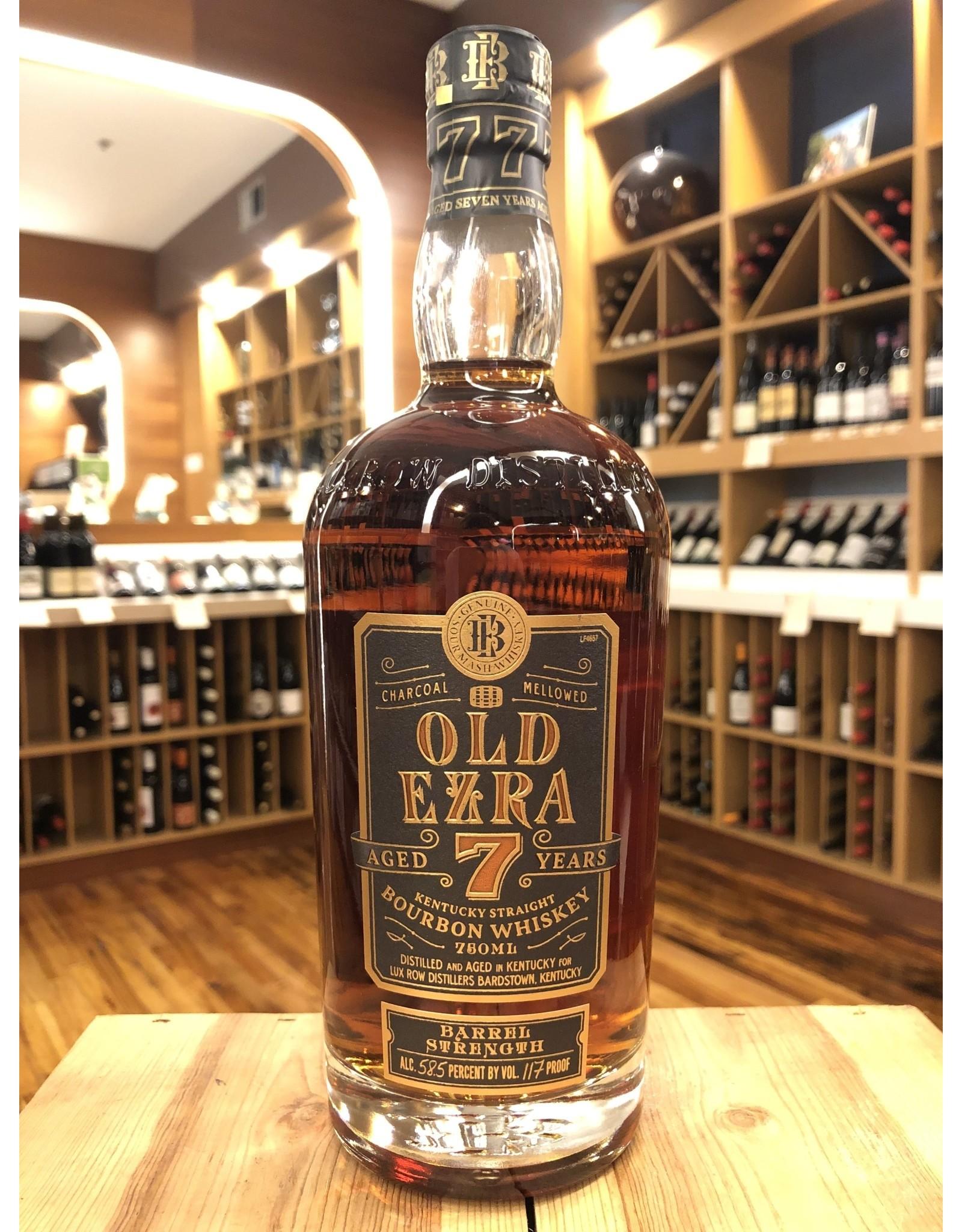 Ezra Brooks 7 Year Bourbon - 750 ML
