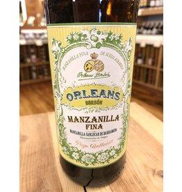 Orleans Borbon Manzanilla Sherry - 375 ML