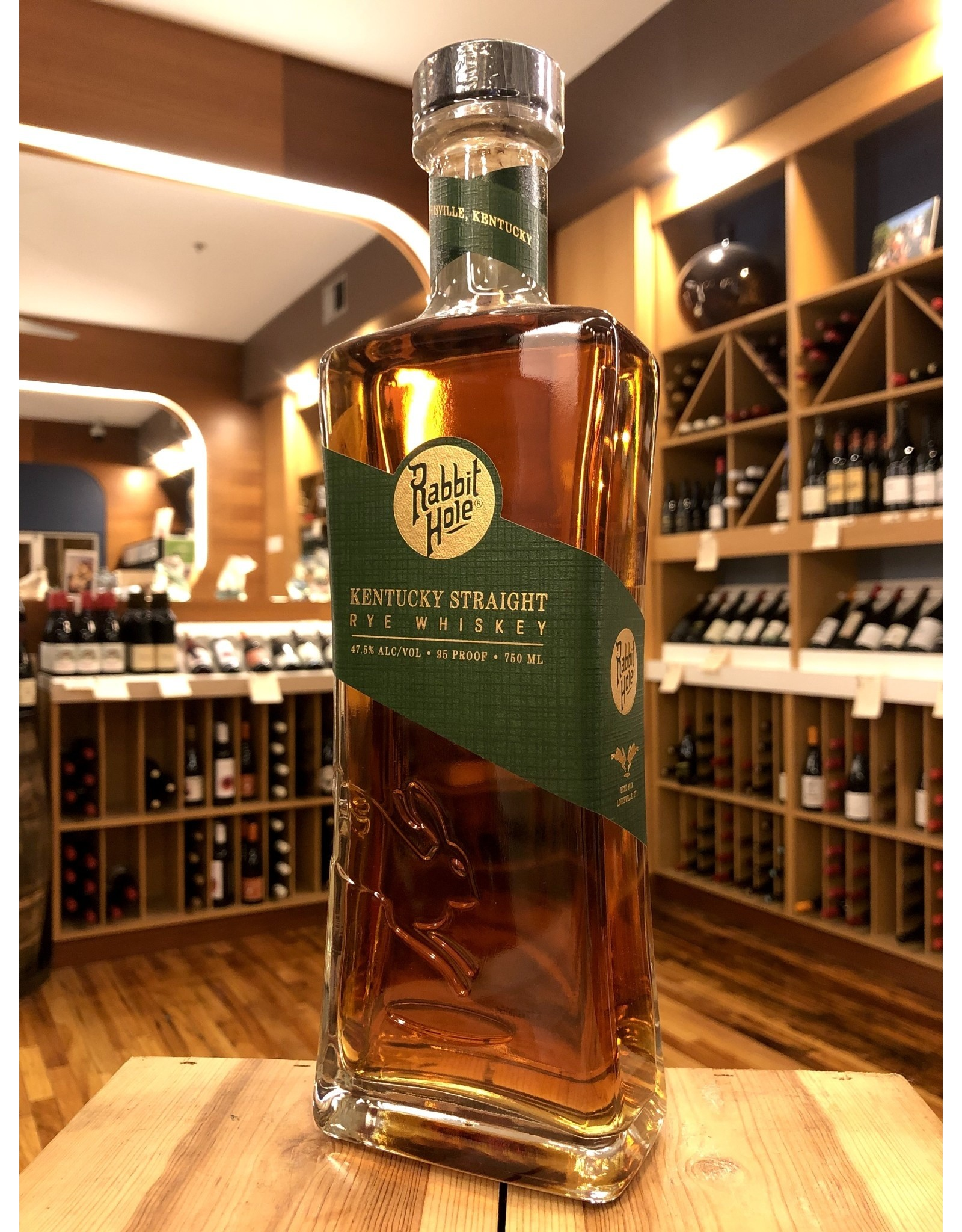 Rabbit Hole Rye Whiskey - 750 ML