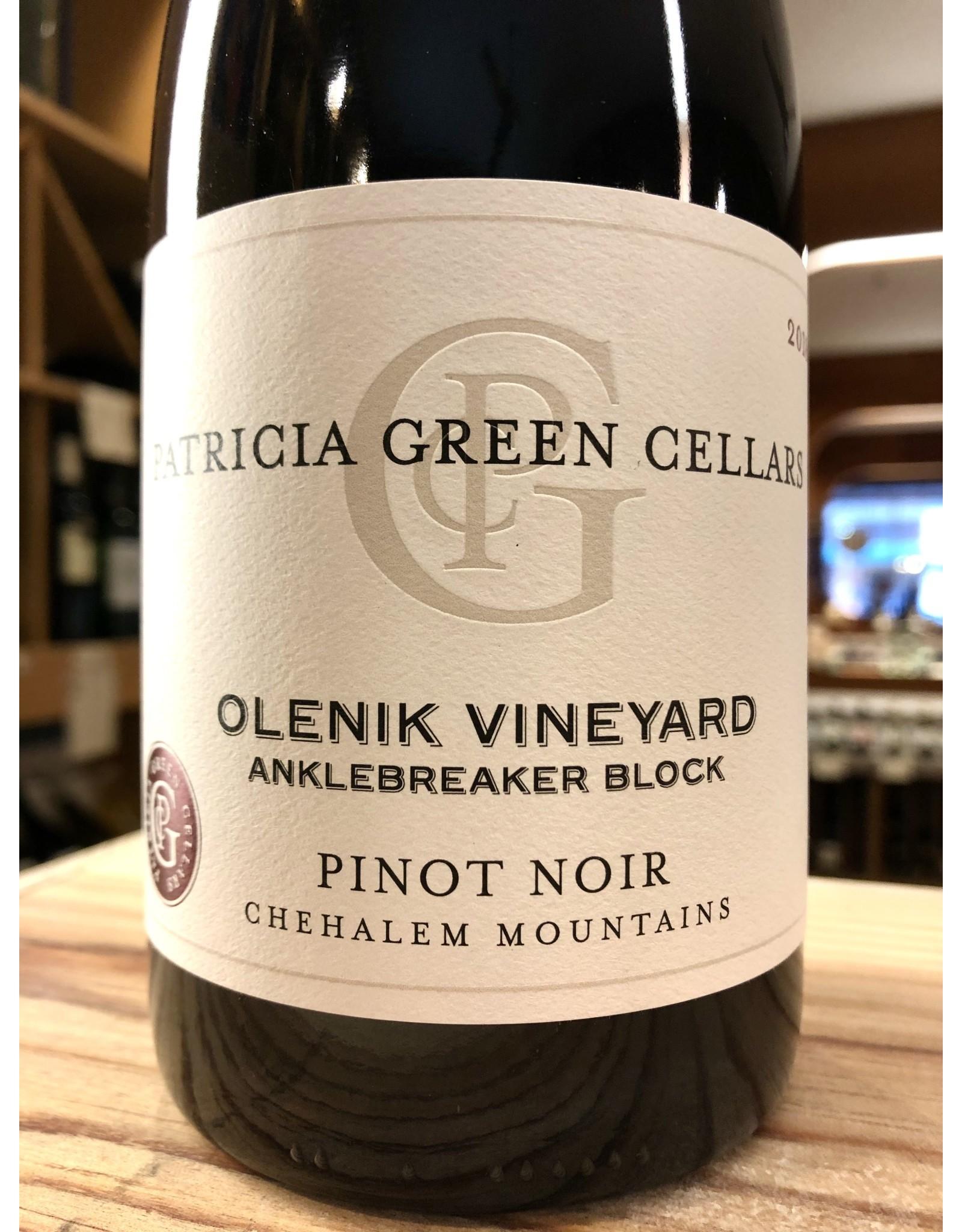 Patricia Green Olenik Vineyard Pinot Noir - 750 ML